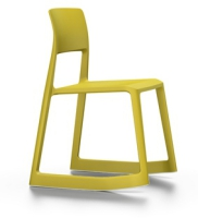 Les chaises design scandinave for Chaise tip ton vitra