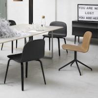 bureaux et chaises de bureau design scandinave. Black Bedroom Furniture Sets. Home Design Ideas