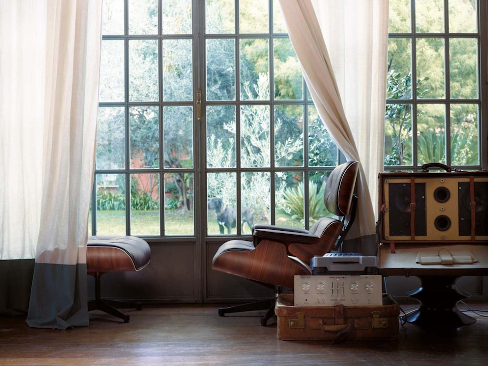 Vitra Lounge Chair Eames vitra eames lounge chair and ottoman