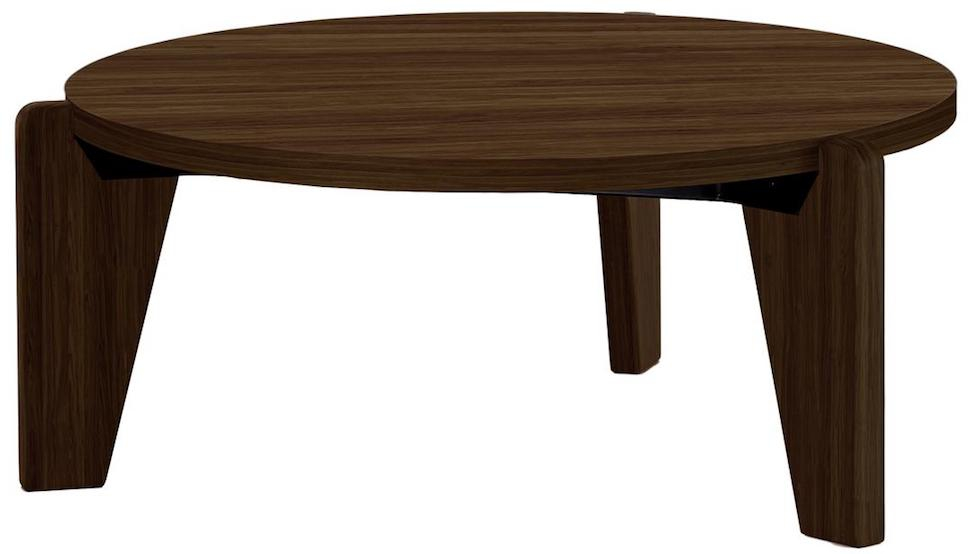 gueridon bas coffee table jean prouv vitra. Black Bedroom Furniture Sets. Home Design Ideas