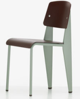 Les chaises design scandinave for Copie chaise vitra