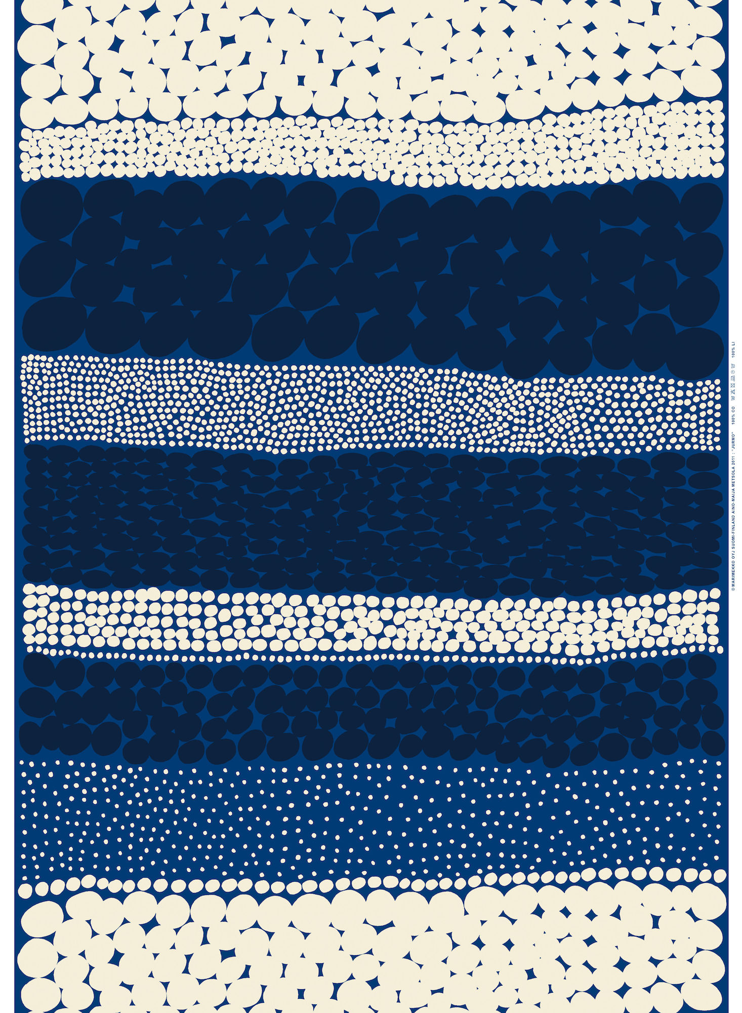 Marimekko Jurmo Fabrics Design Aino Maija Metsola