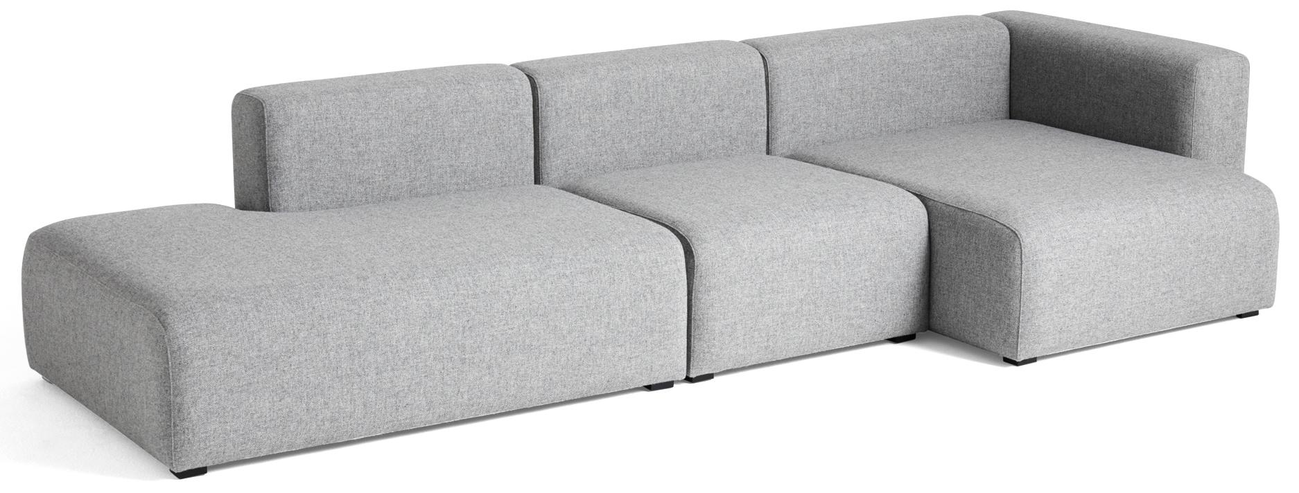 hay mags modular sofas. Black Bedroom Furniture Sets. Home Design Ideas