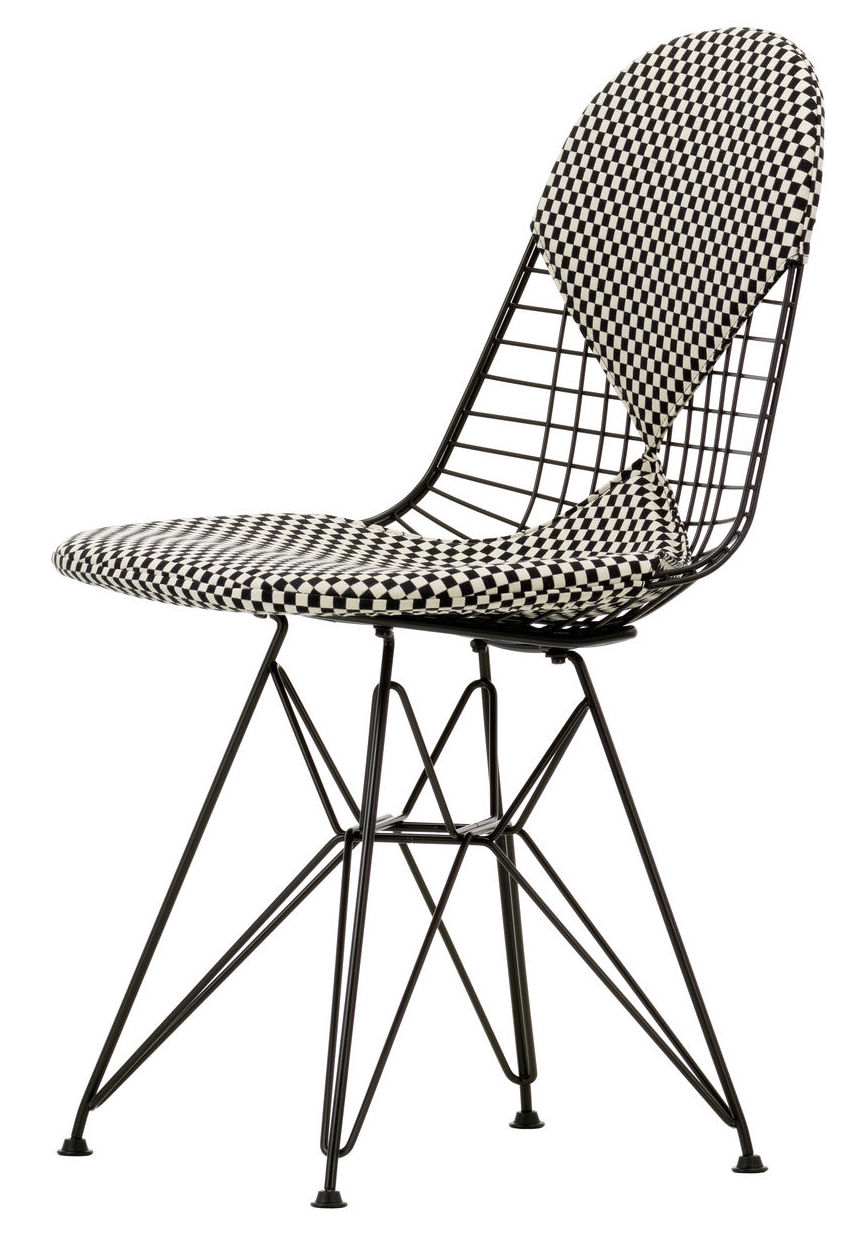 Vitra Wire Chair Dkr Design Charles Amp Ray Eames 1951