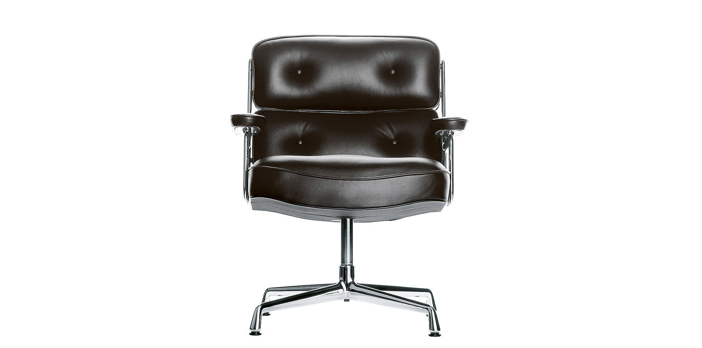 vitra lobby chair design charles et ray eames 1960. Black Bedroom Furniture Sets. Home Design Ideas
