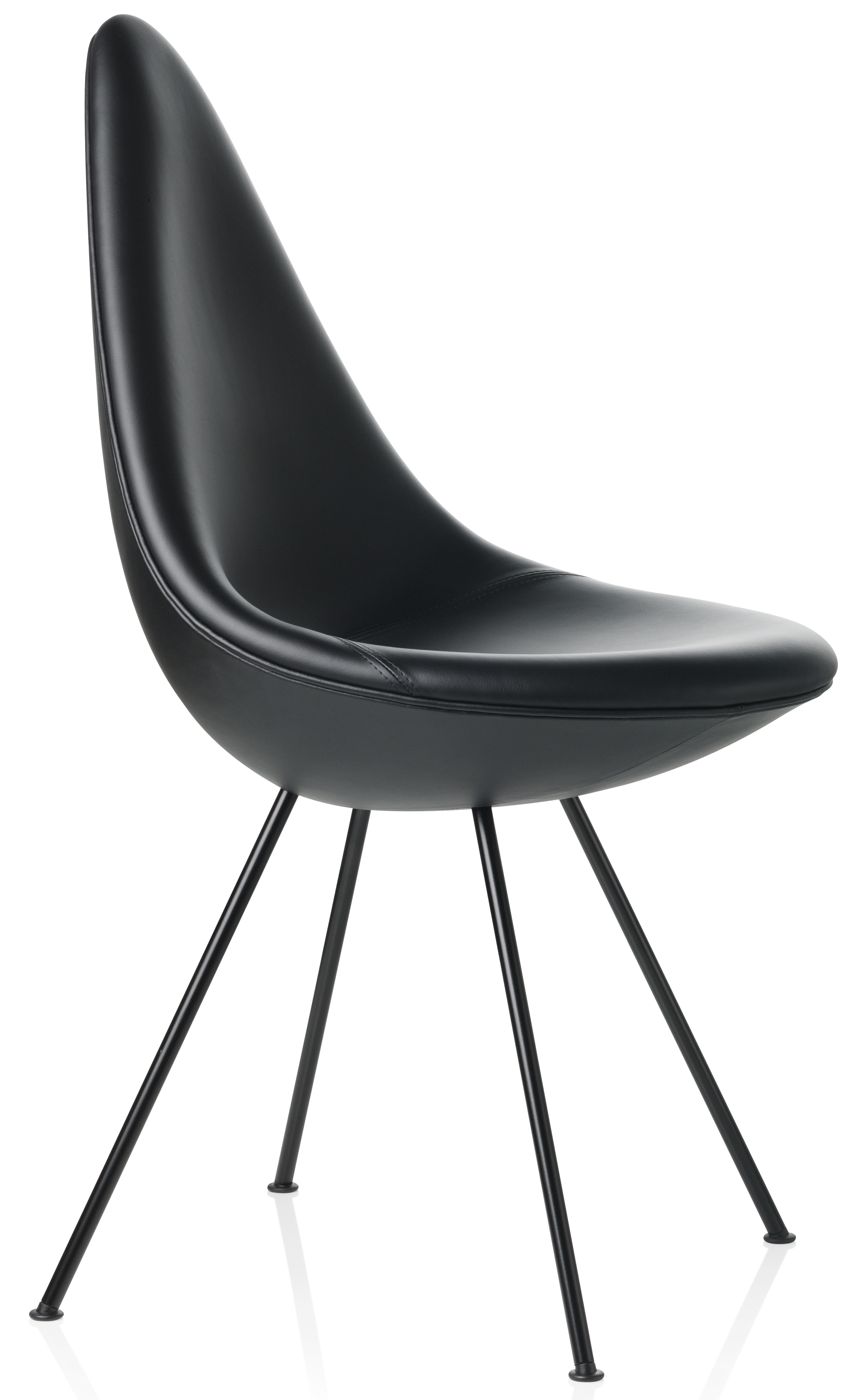 Chaise droprembourr e fritz hansen for Scandic design