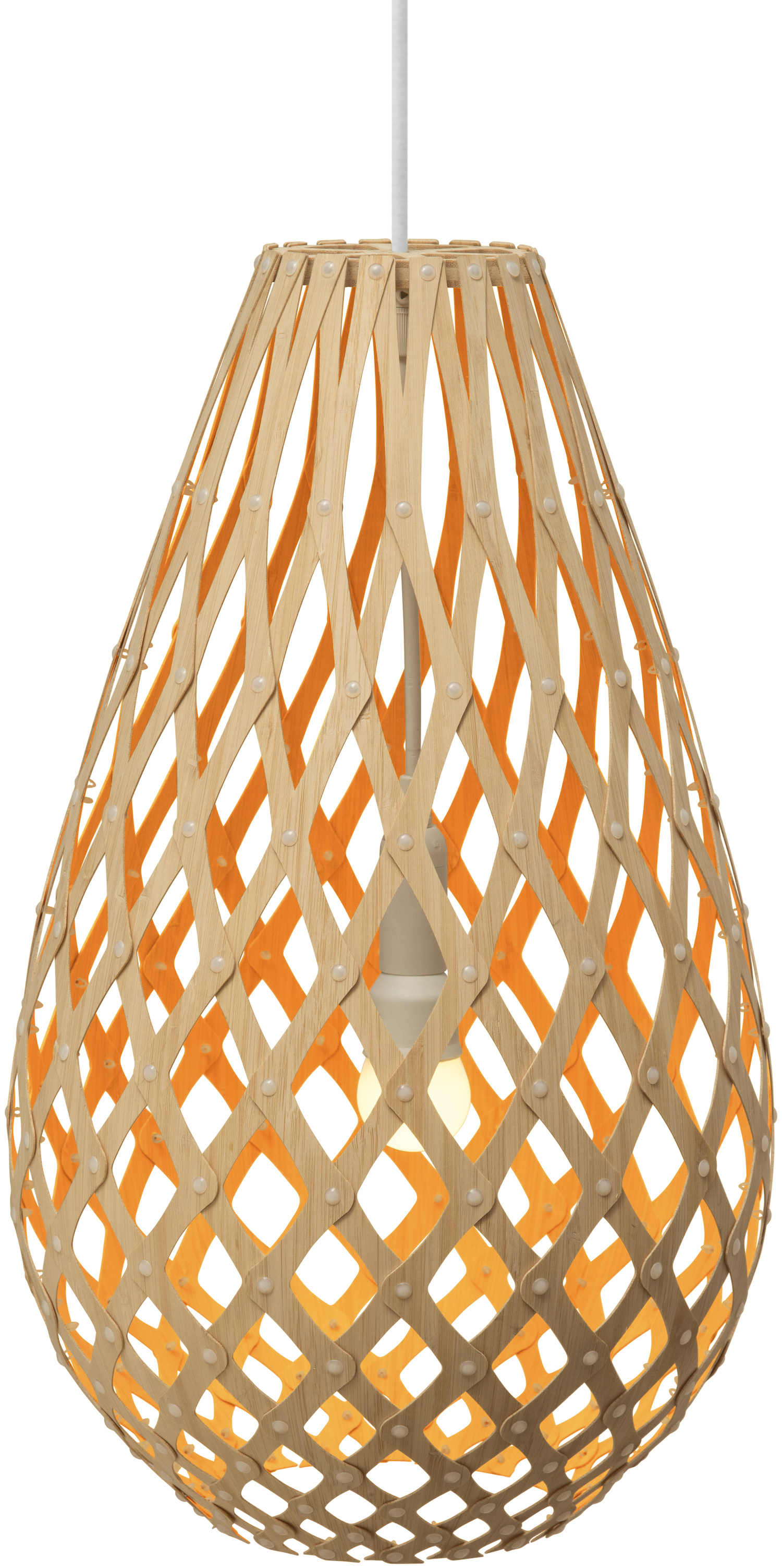 David trubridge koura pendant for Scandic design