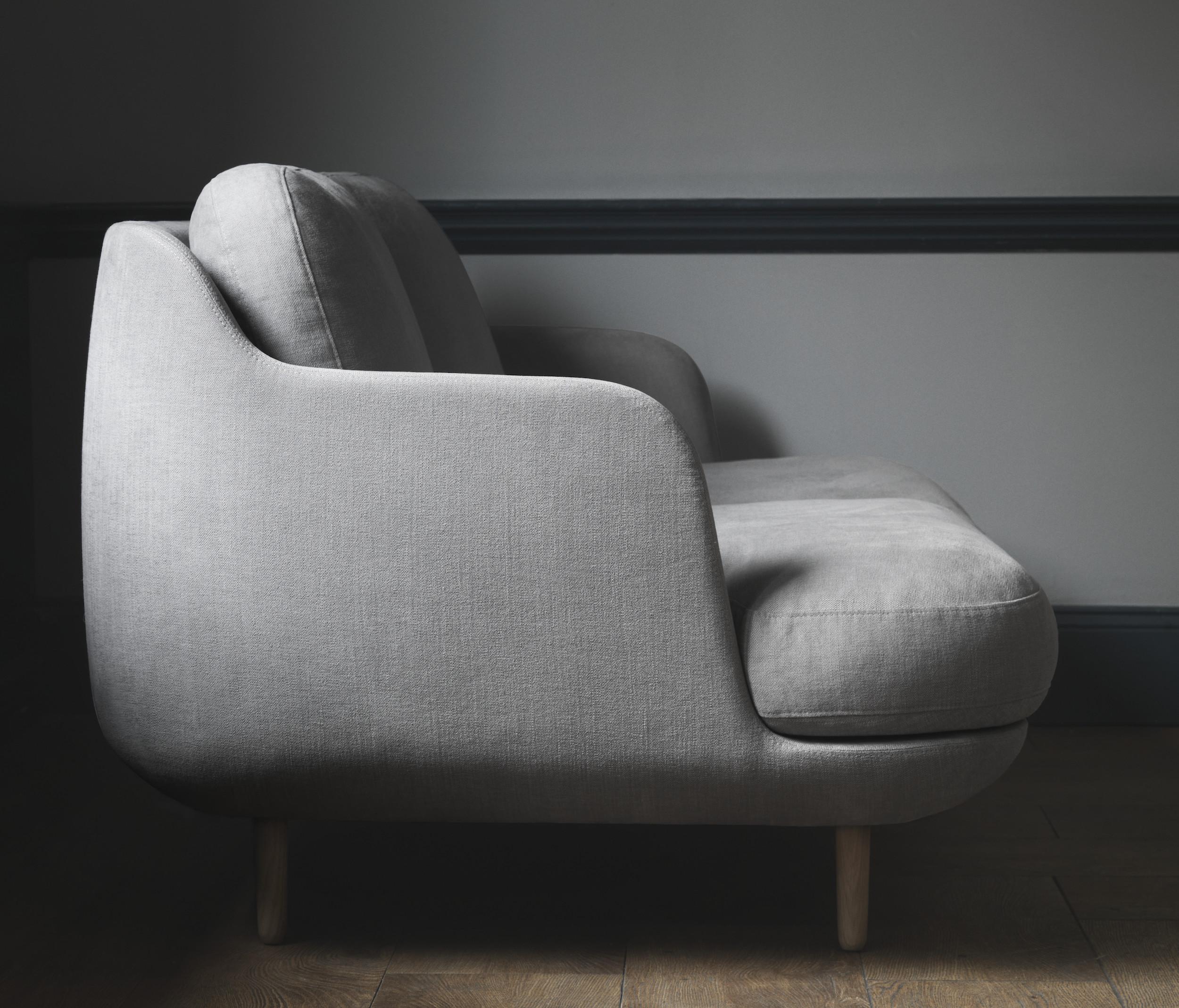Fritz hansen lune modular sofa design jaime hay n for Idee de decoration interieur