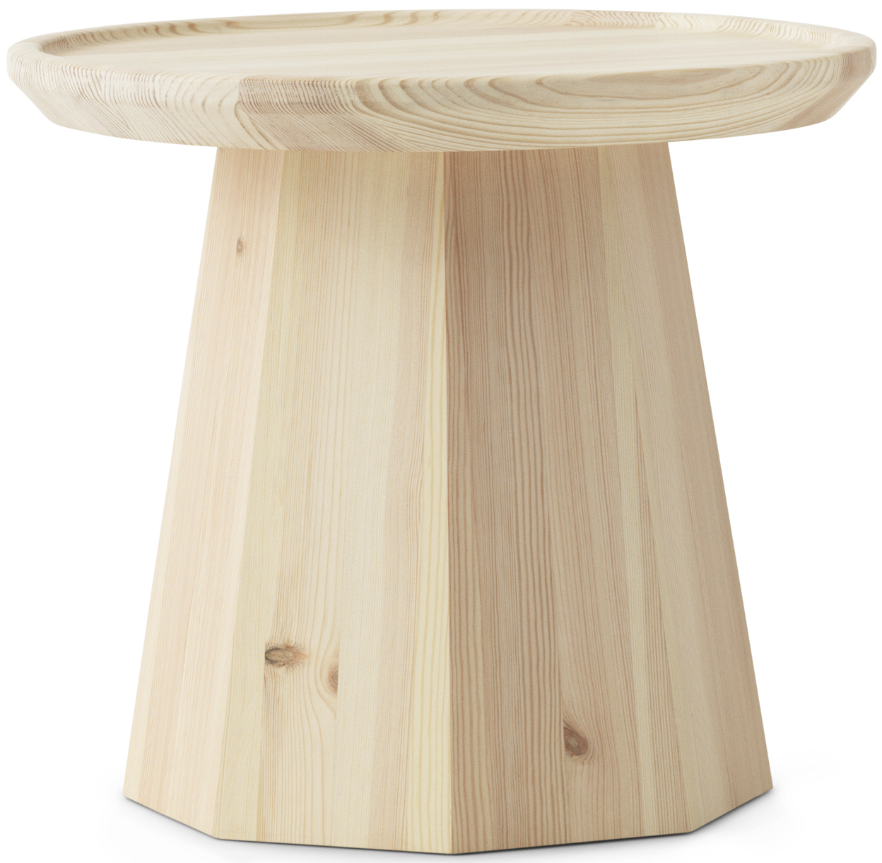 64 x h445 cm - Table Ovale Scandinave2543