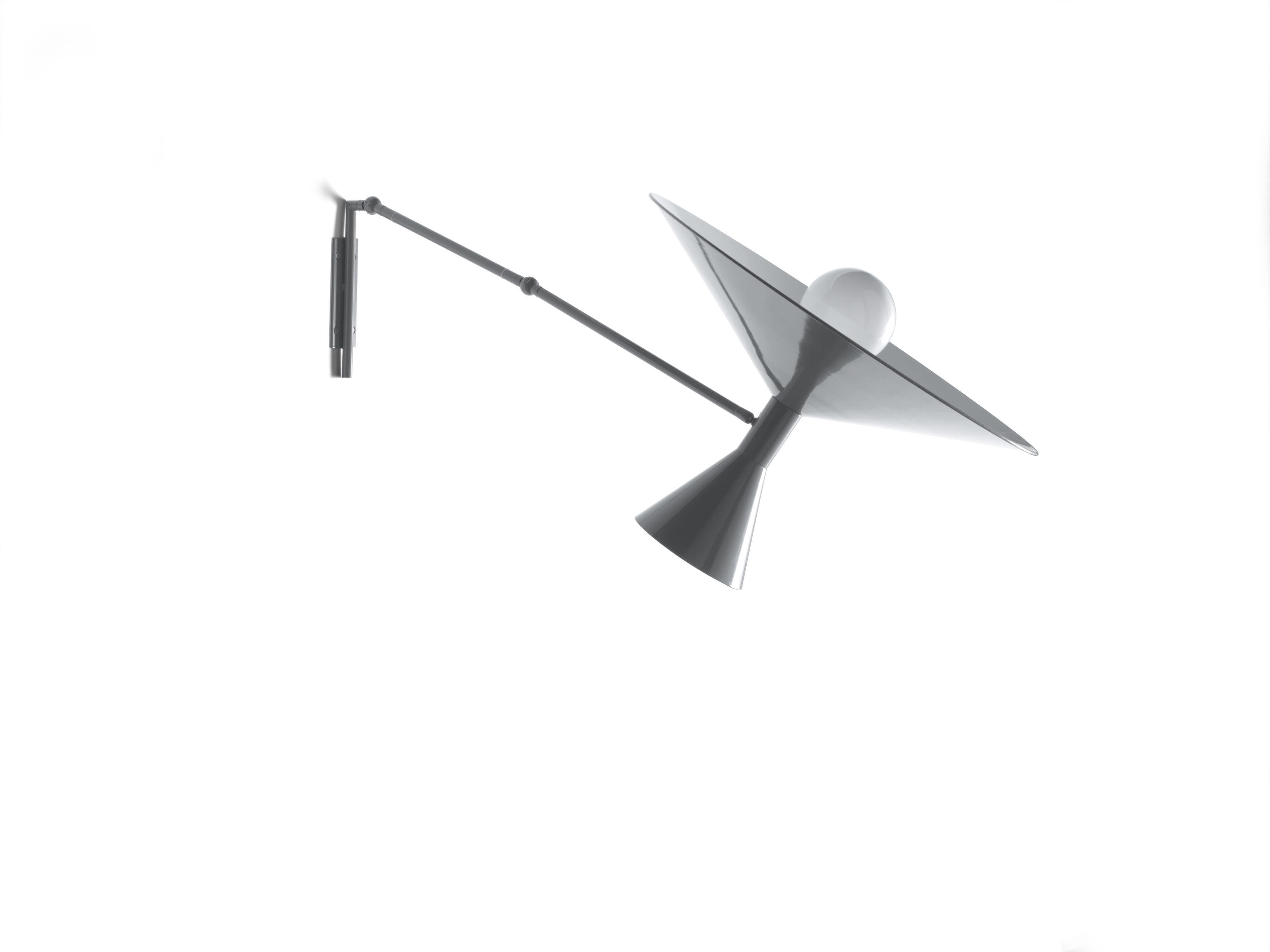Lampe de marseille le corbusier nemo cassina - Applique de marseille le corbusier ...