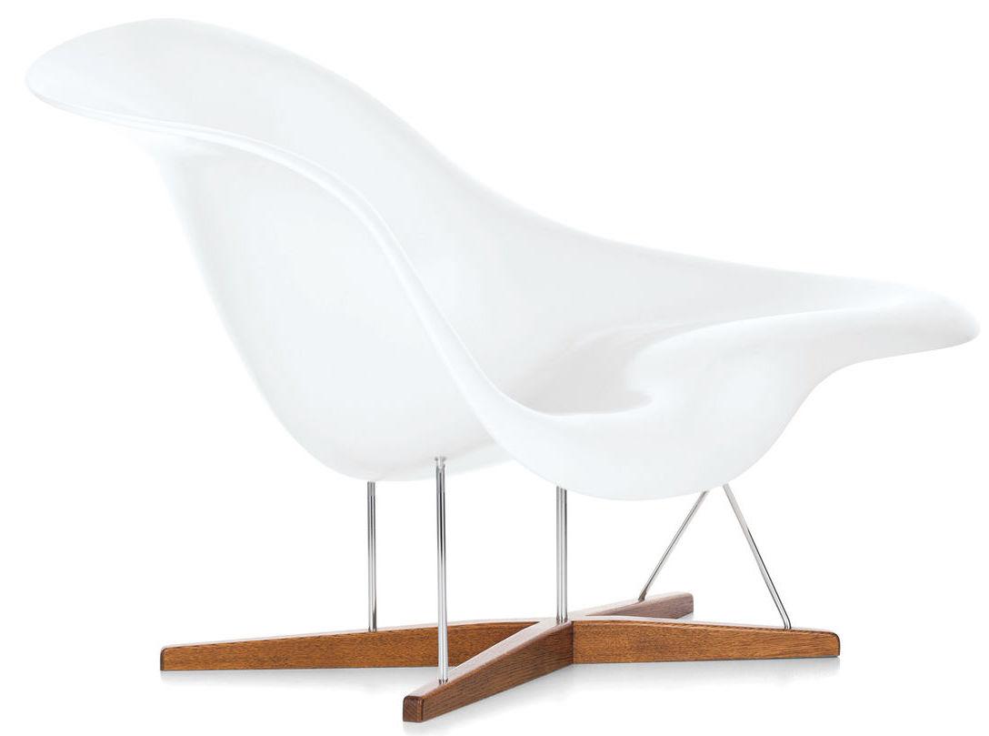 Vitra La Chaise design Charles et Ray Eames, 1948