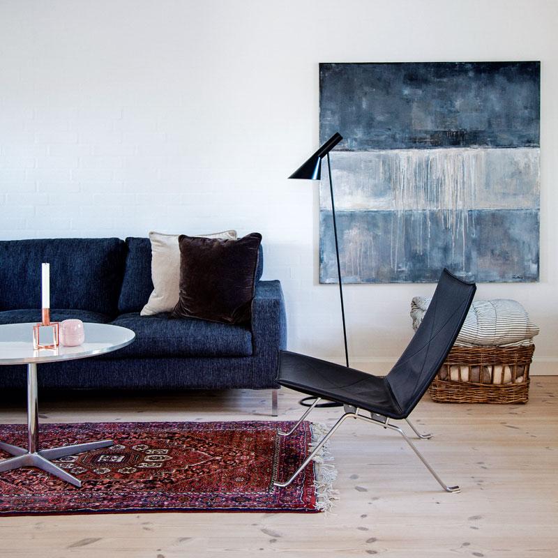Louis Poulsen Aj Floor Lamp Design Arne Jacobsen 1957