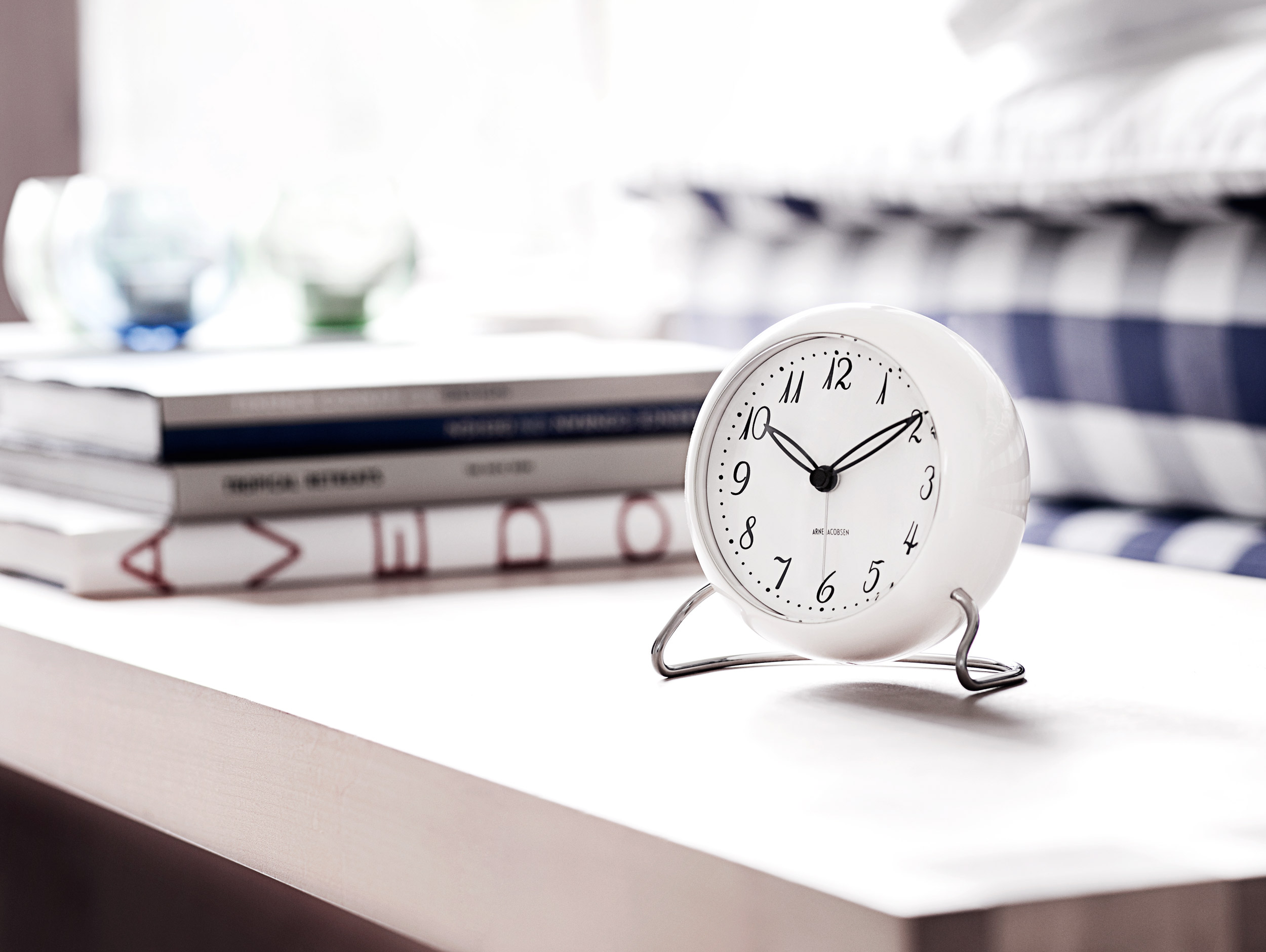 Arne Jacobsen Table Clock Copenhagen Watch Group