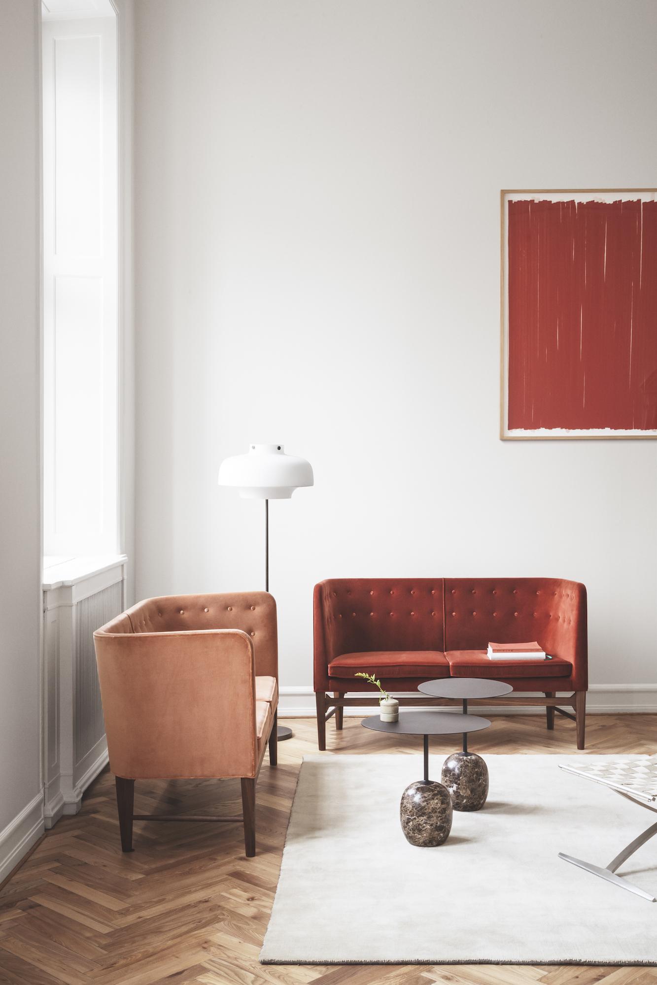 Tradition Mayor Sofa Design Arne Jacobsen 1939