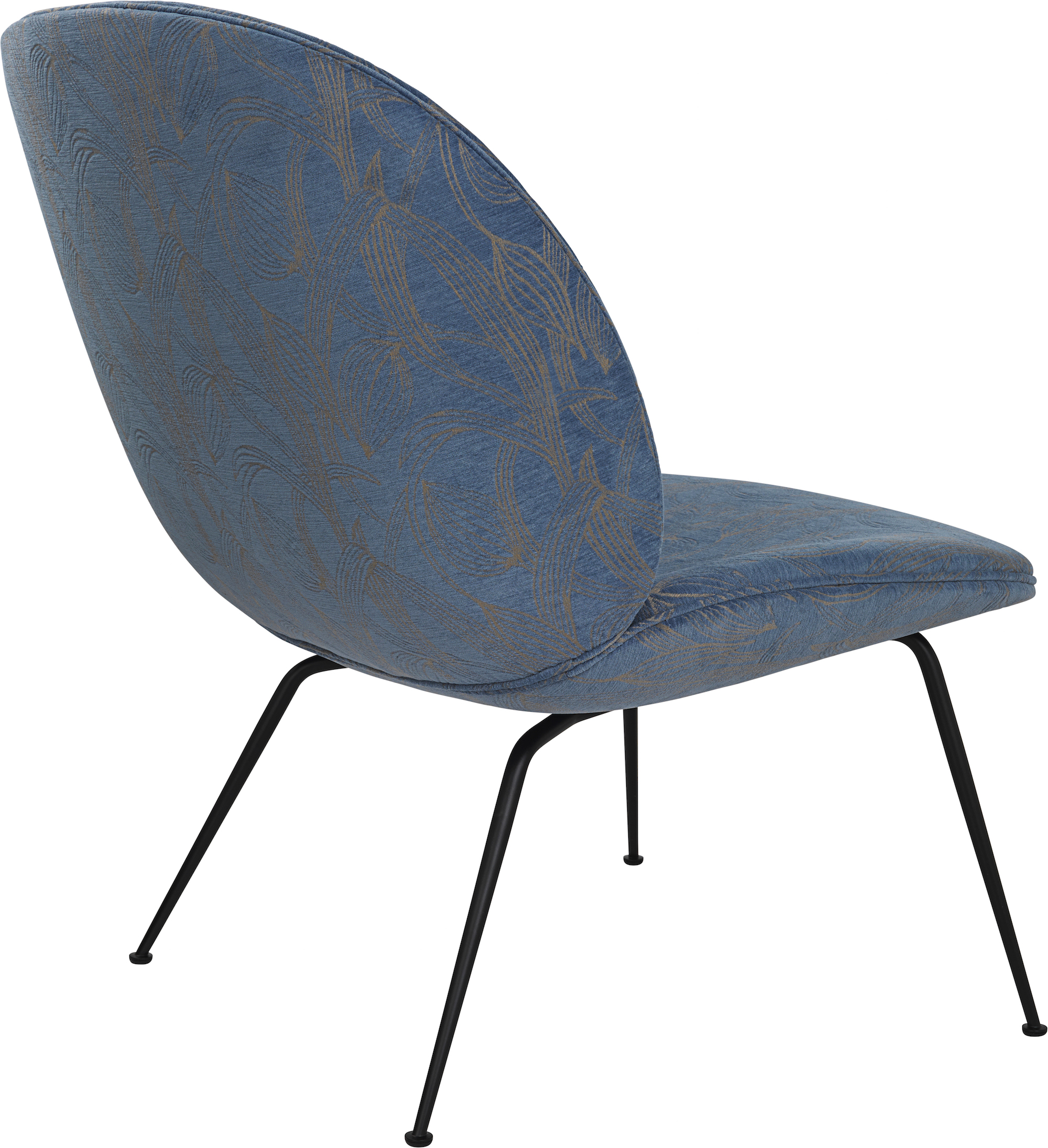 Gubi Beetle Lounge Chair Gamfratesi