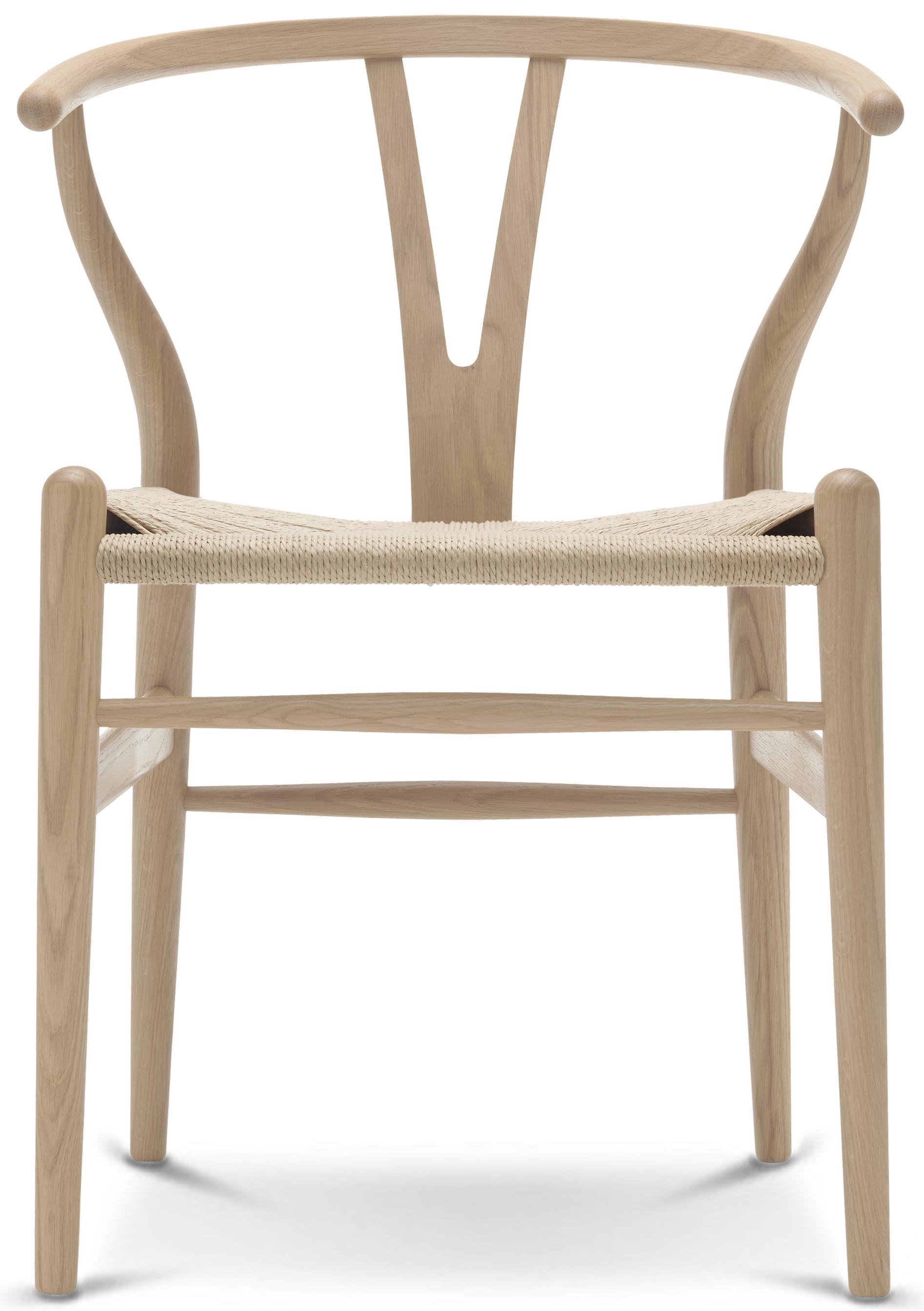 Carl Hansen Søn Wishbone Chair Ch24 Hans J Wegner