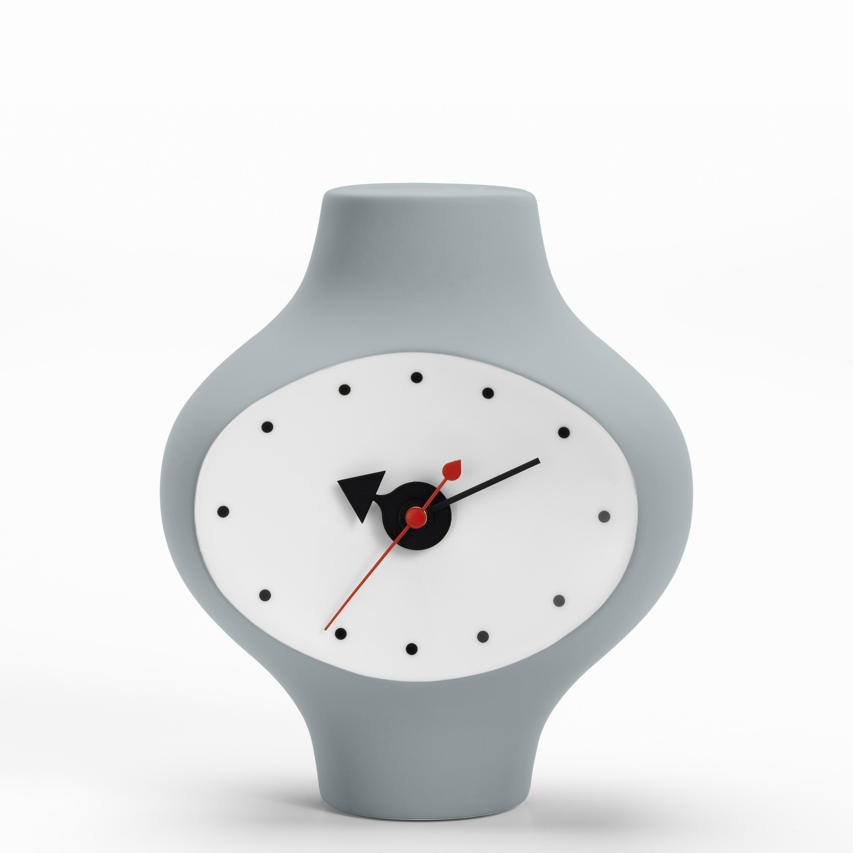 "vitra - horloges ""ceramic clocks"", george nelson"