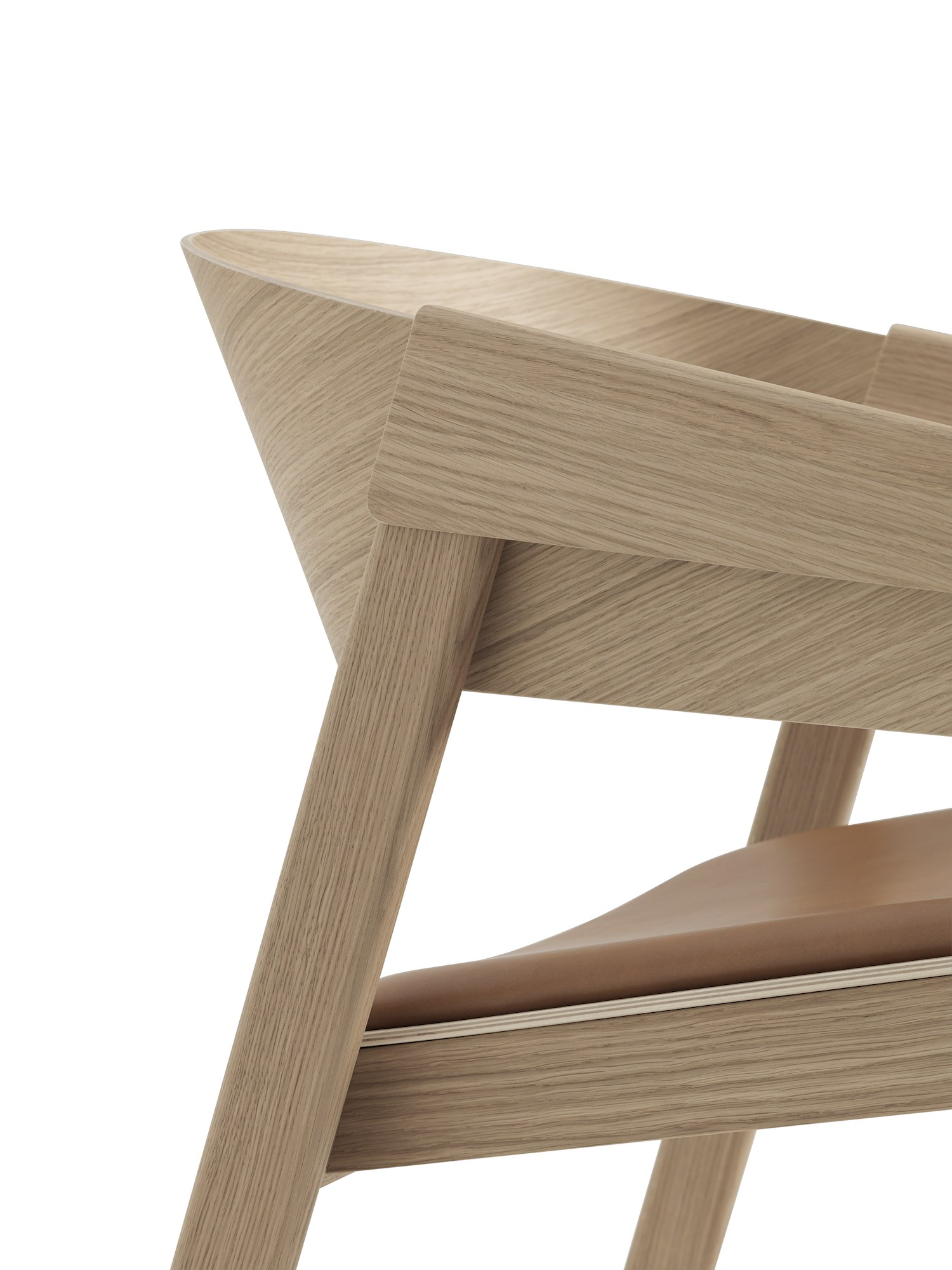 Muuto Cover Lounge Chair Design Thomas Benzen 2019