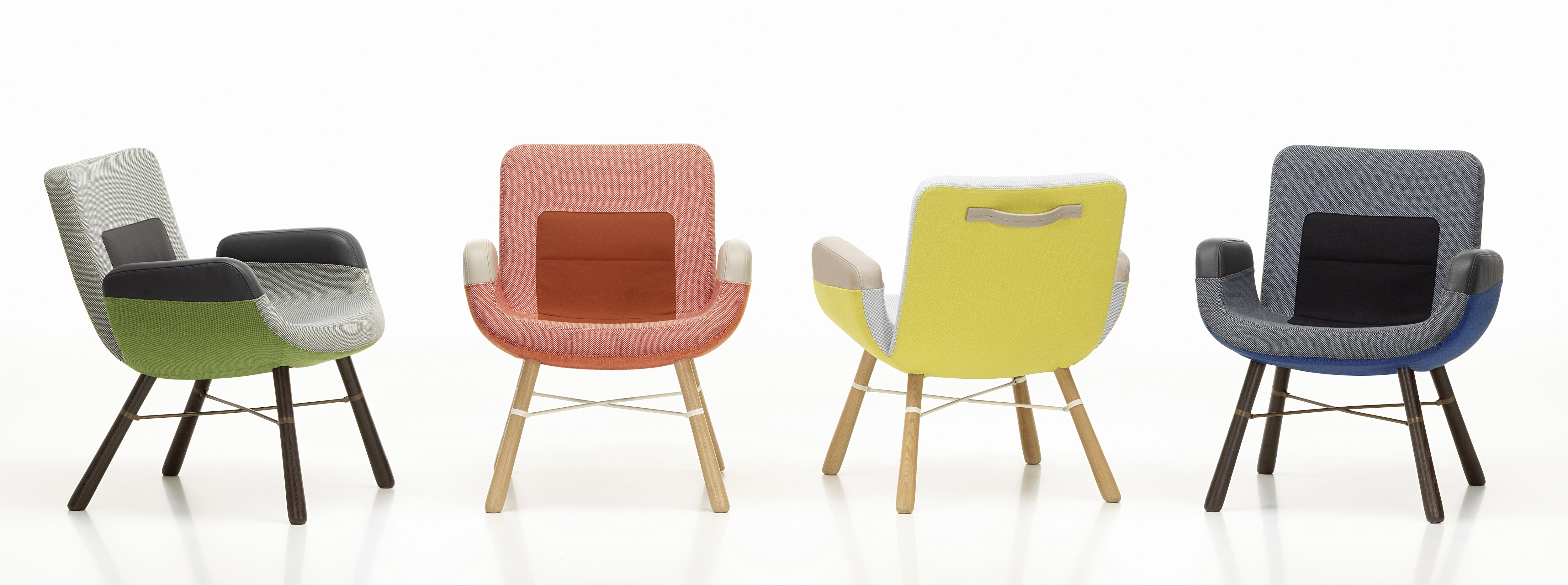 vitra east river chair hella jongerius. Black Bedroom Furniture Sets. Home Design Ideas