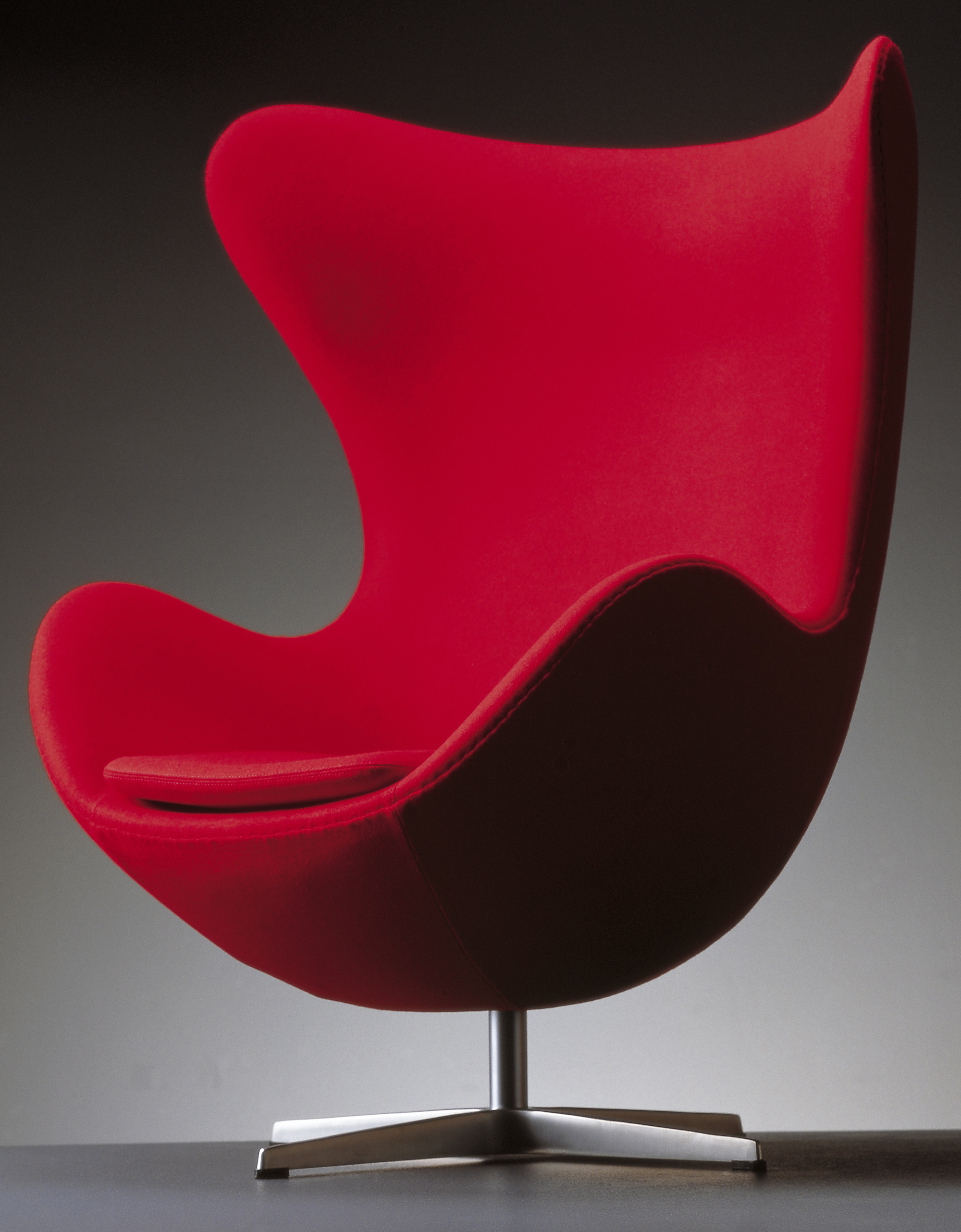 Fritz hansen egg chair design arne jacobsen for Egg chair jacobsen