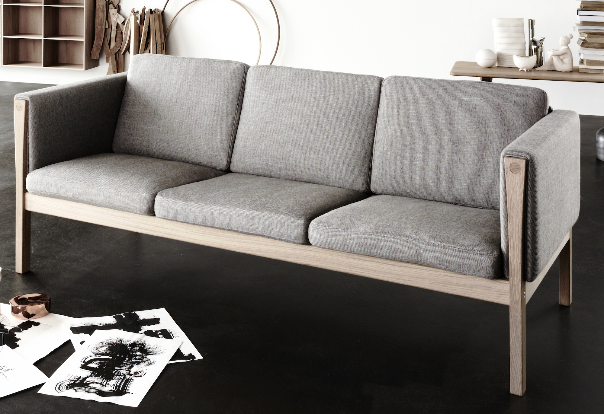 Carl Hansen Amp Son Sofas Ch162 And Ch163