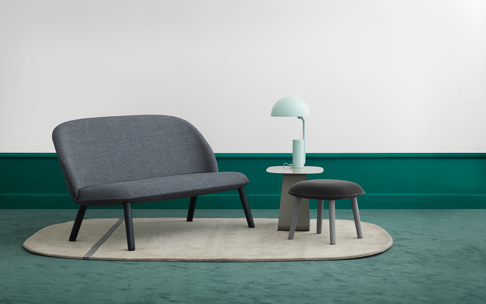 normann copenhagen ace sofa design hans homemann. Black Bedroom Furniture Sets. Home Design Ideas