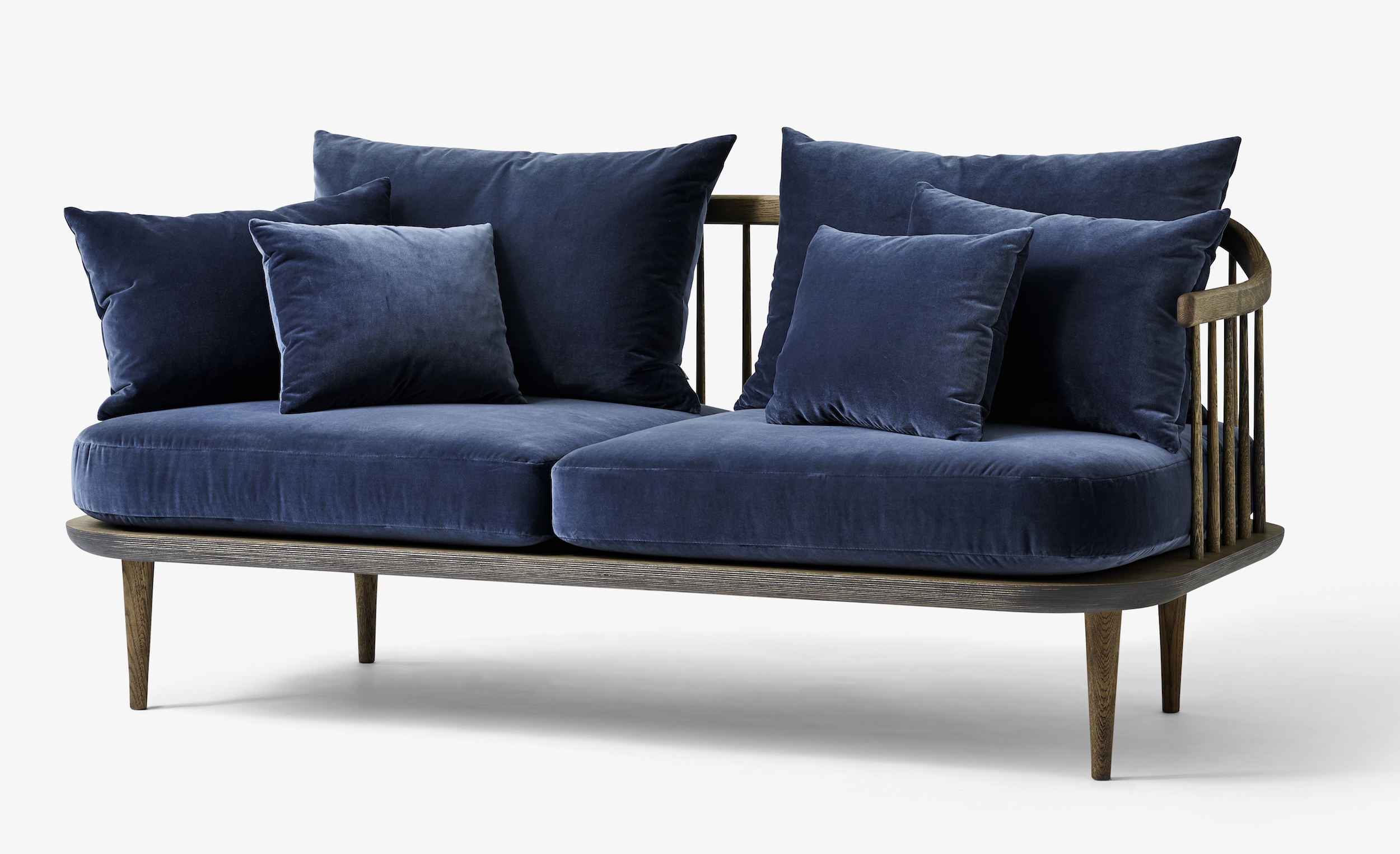 &Tradition – FLY sofas & lounge chairs - design Space Copenhagen