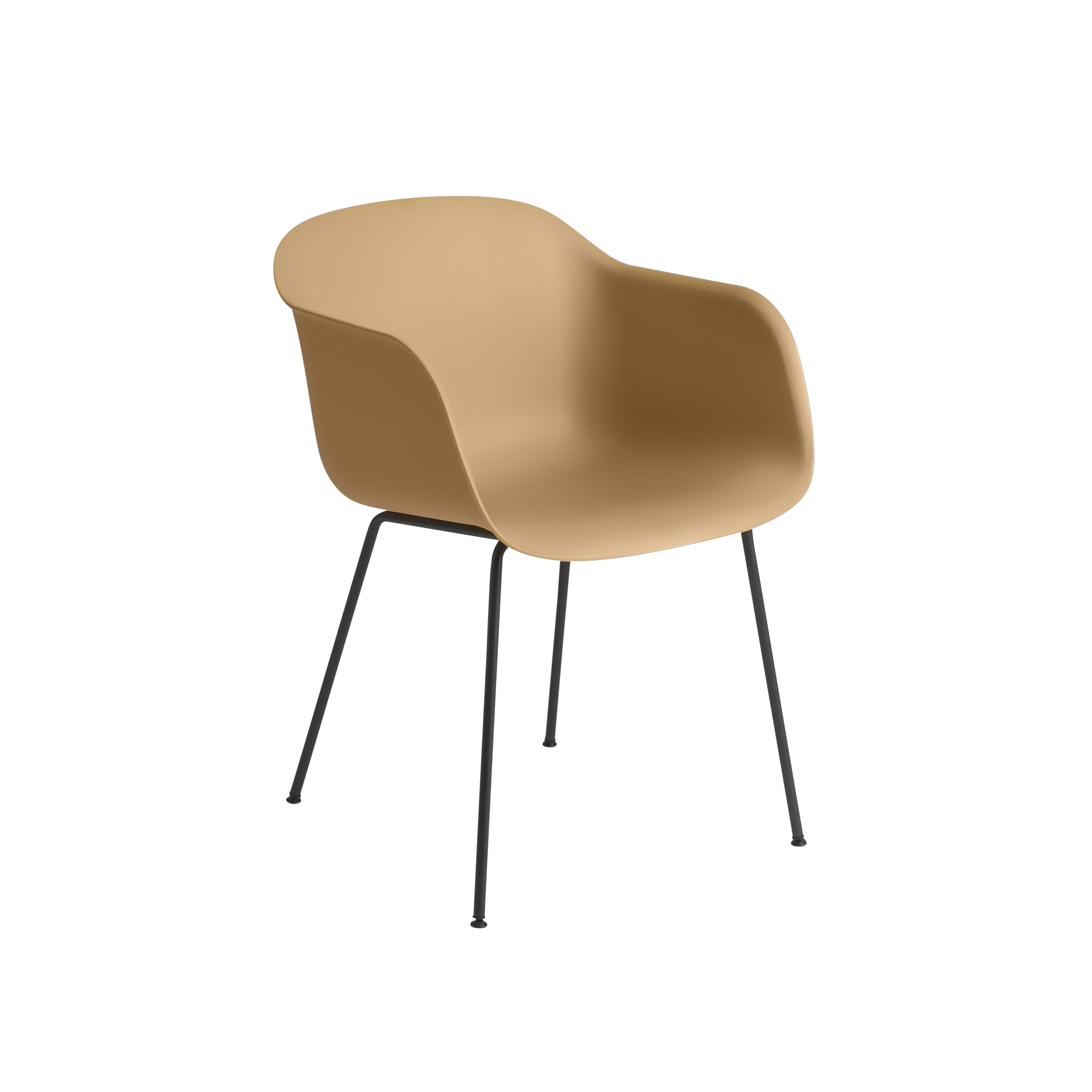 Muuto Fiber chair tube base