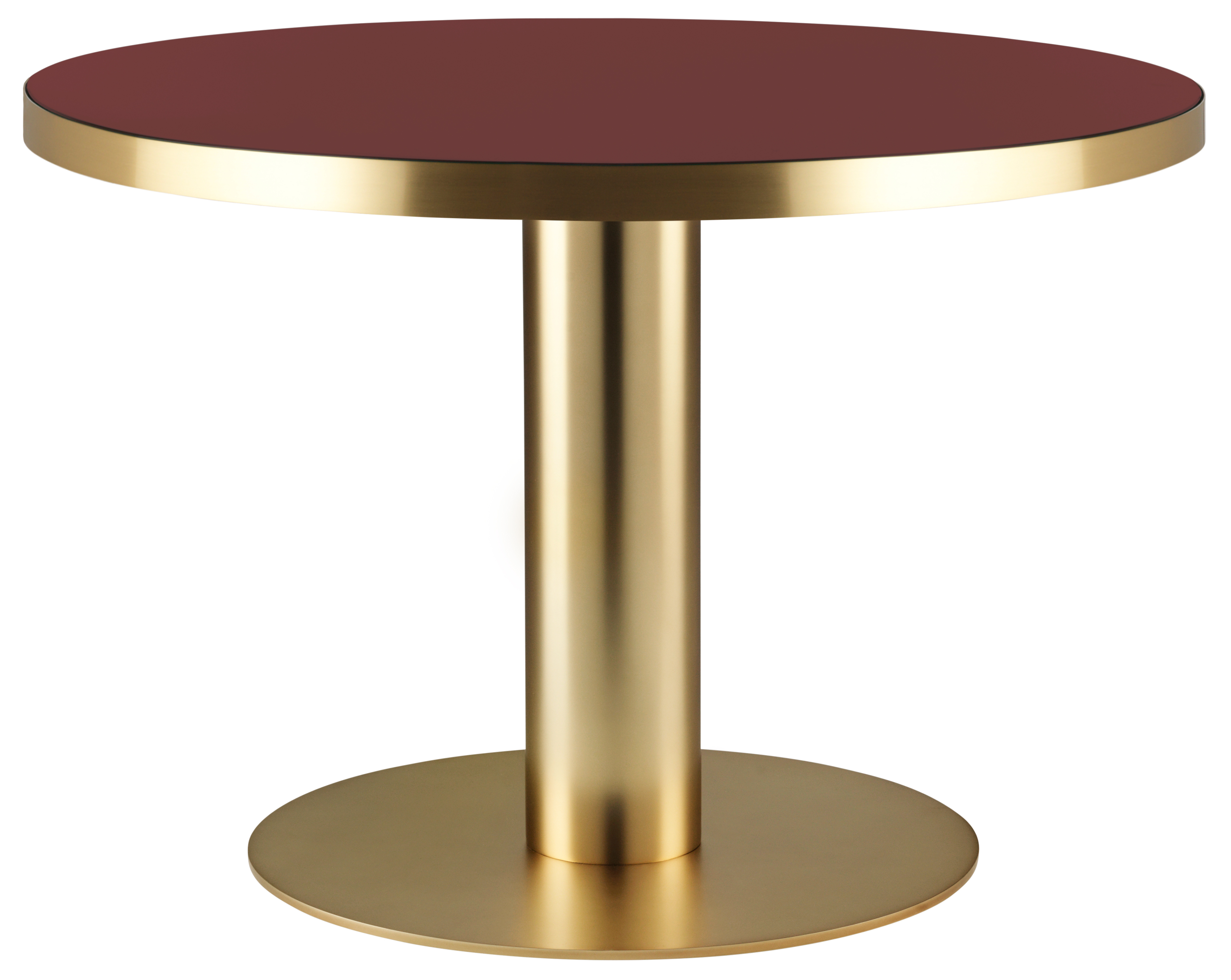 gubi round tables 2 0 glass table top gubi