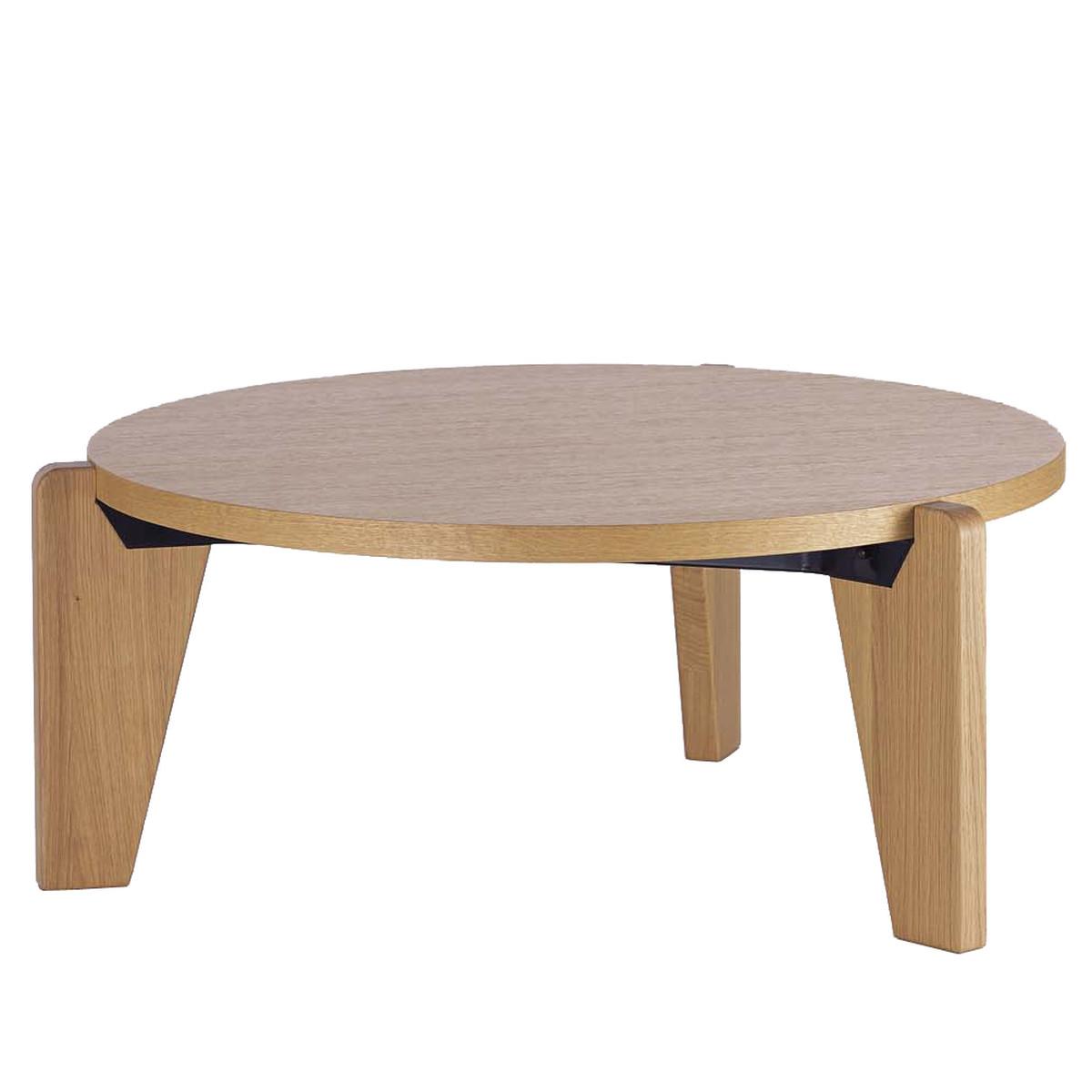 table basse gueridon bas de jean prouv vitra. Black Bedroom Furniture Sets. Home Design Ideas