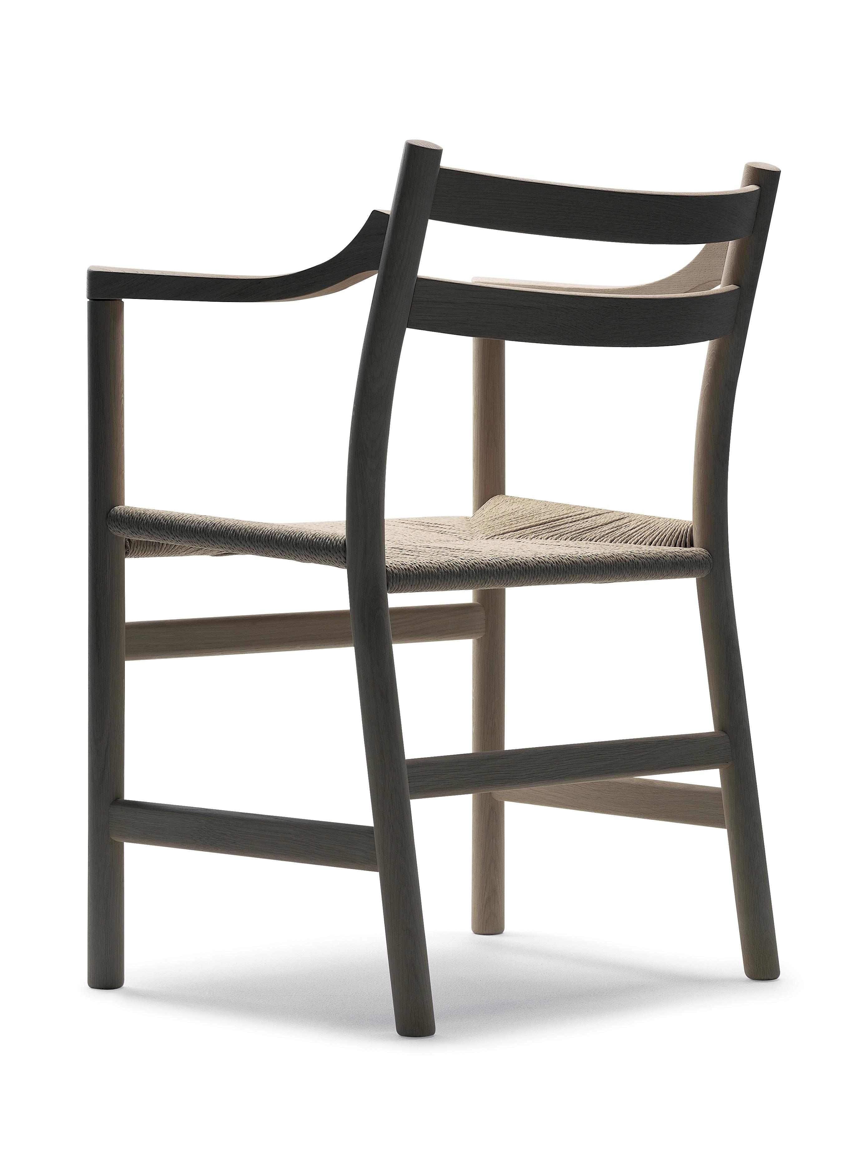 chaise ch46 et ch47 hans wegner carl hansen son. Black Bedroom Furniture Sets. Home Design Ideas