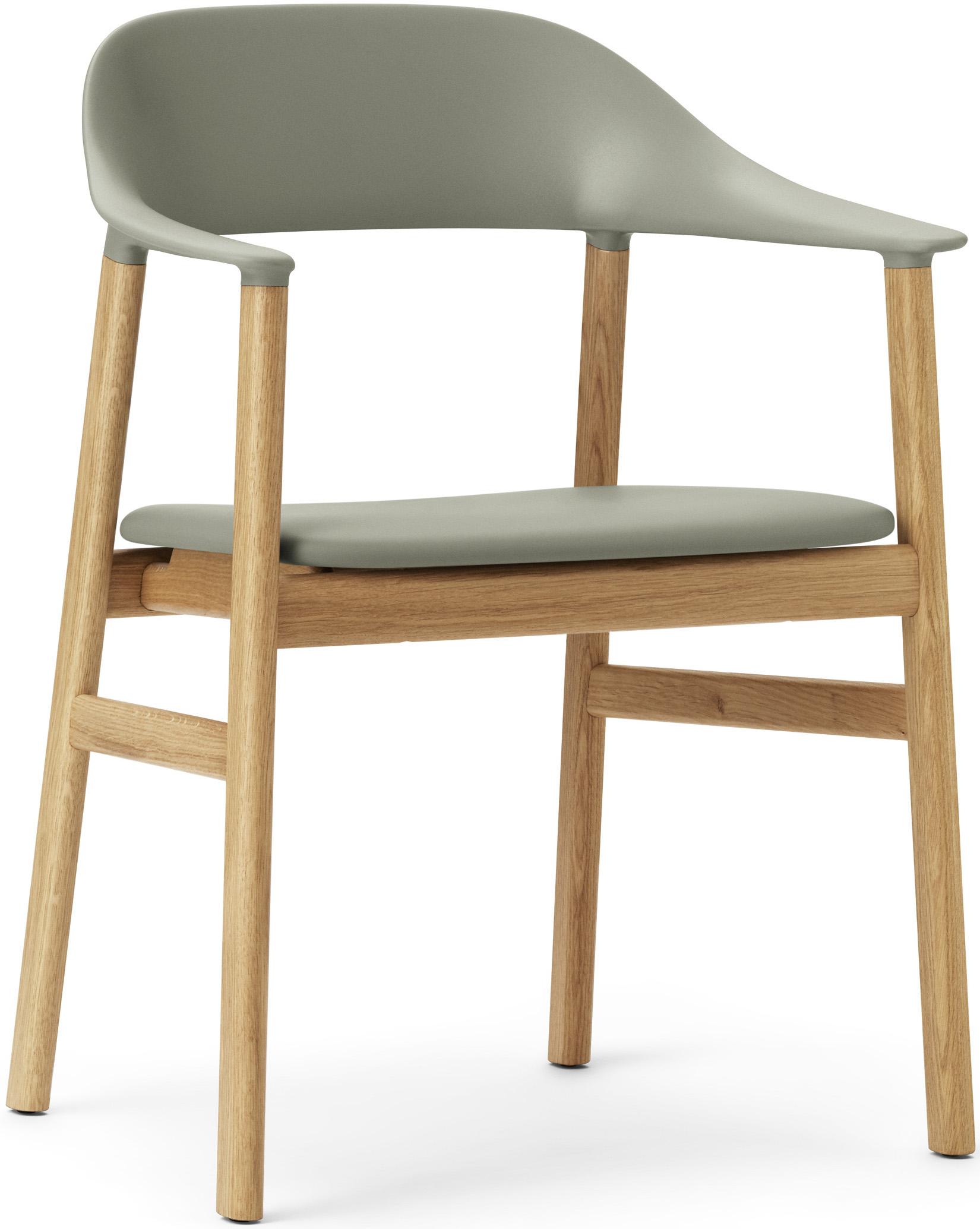 Normann Copenhagen – fauteuil Herit – design Simon Legald, 2018