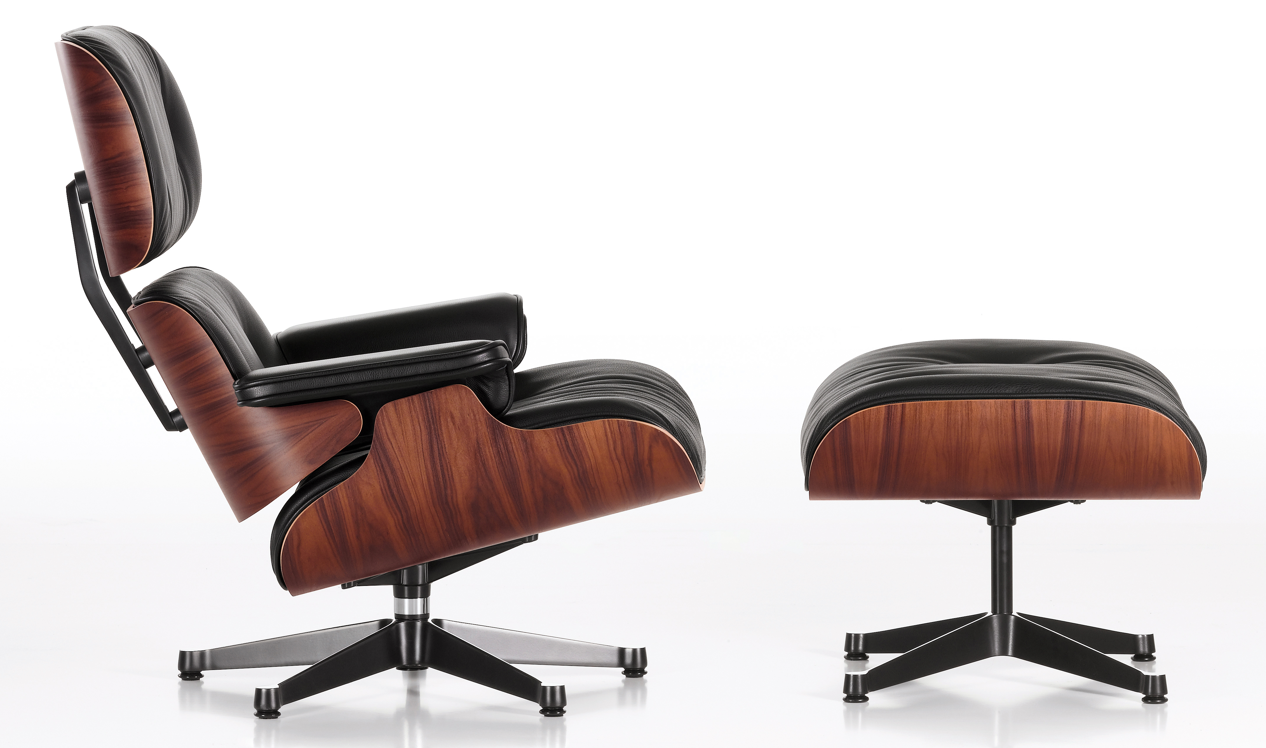 fauteuil eames lounge vitra. Black Bedroom Furniture Sets. Home Design Ideas
