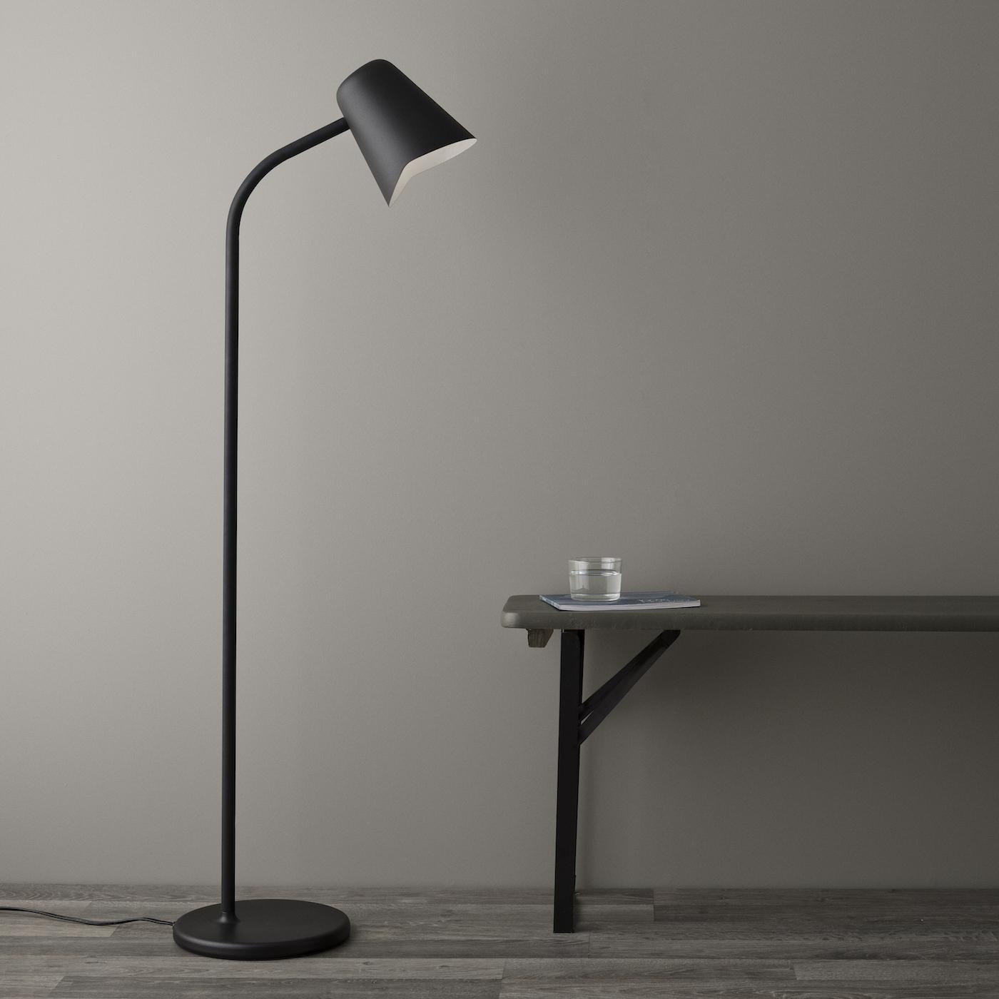 Northern lighting lampadaire me morten jonas for Scandic design