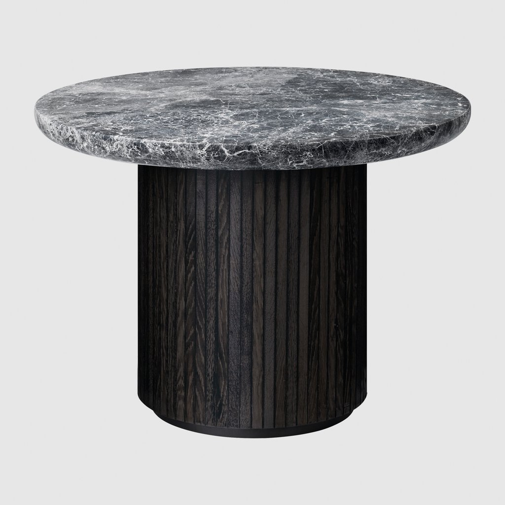 Gubi Moon Tables With Marble Tabletop Design Space