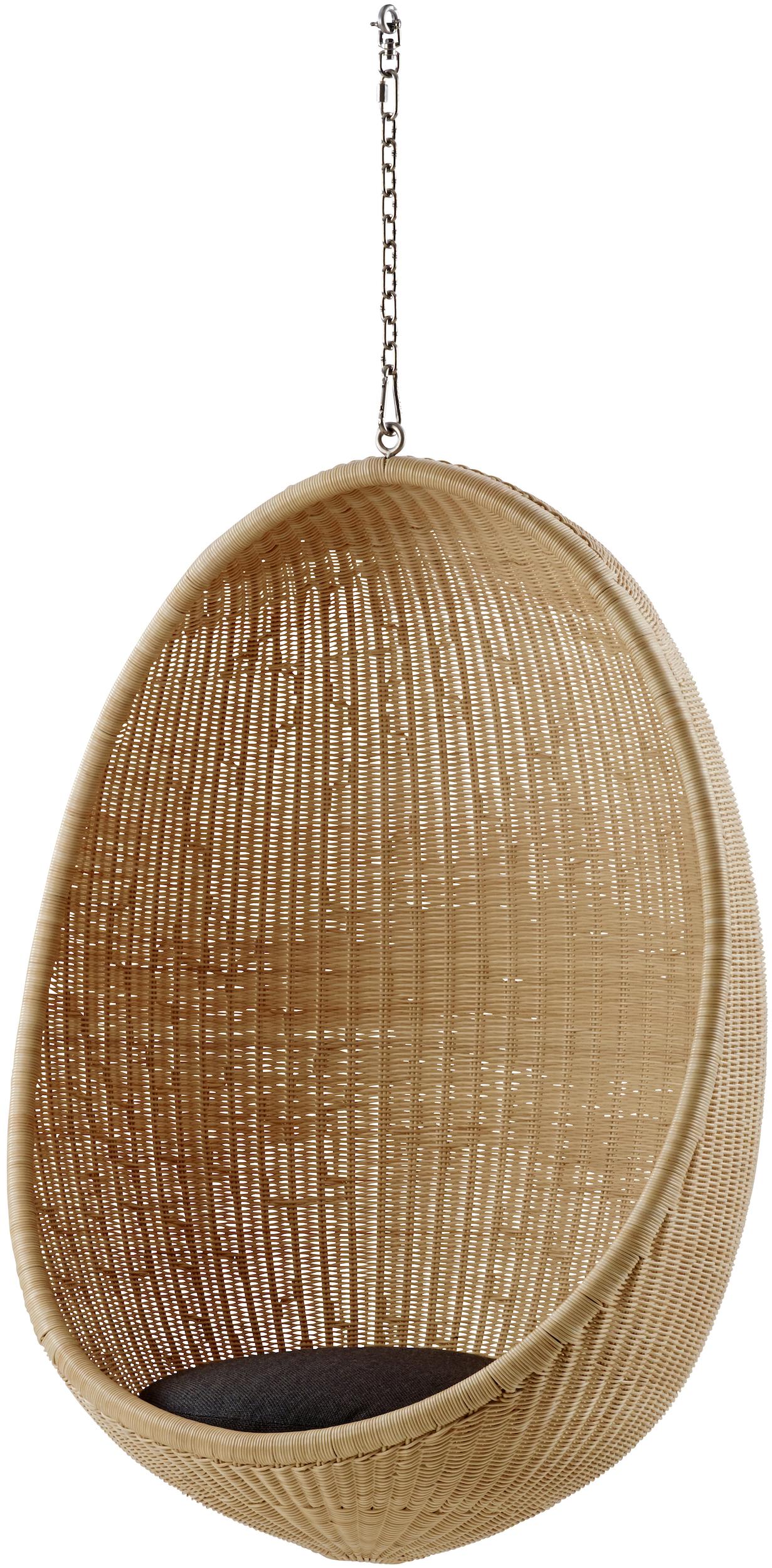 Egg Chair Hang.Sika Design Hanging Egg Chair Design Nanna Ditzel 1959