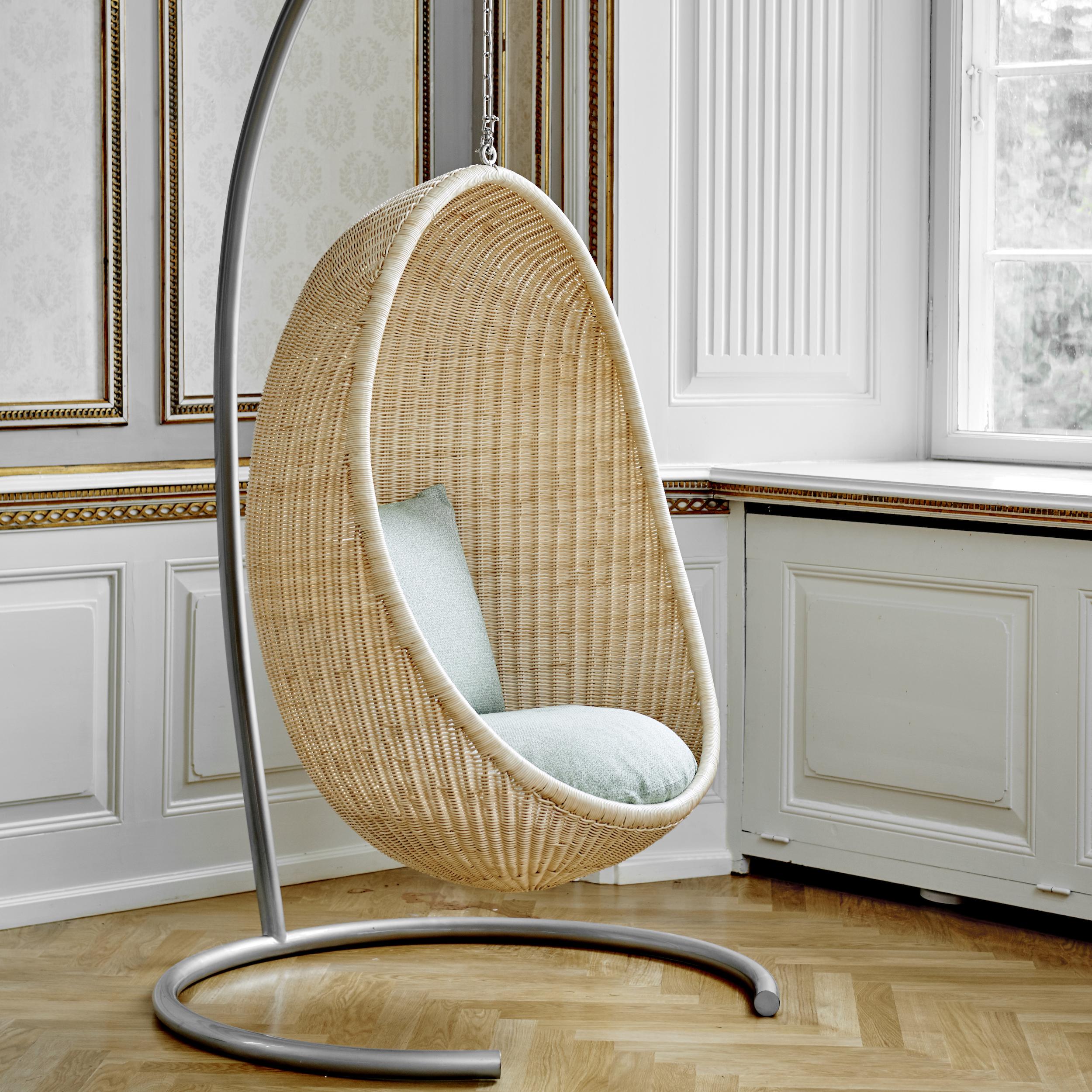Sika Design Hanging Egg Chair Design Nanna Ditzel 1959