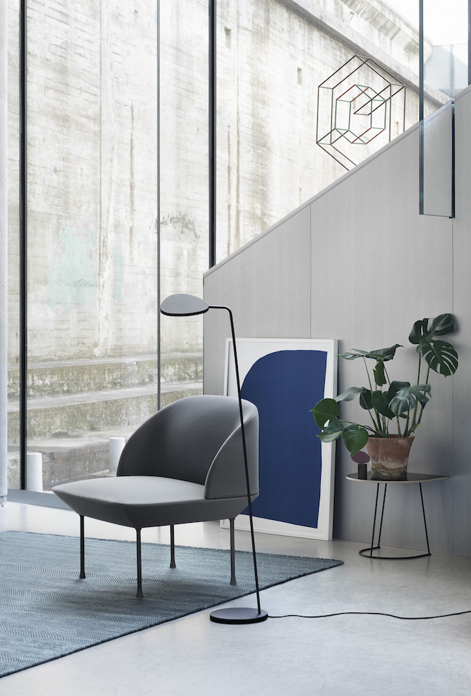 Muuto Oslo Sofa Chair Bench And Pouf Design Anderssen Amp Voll