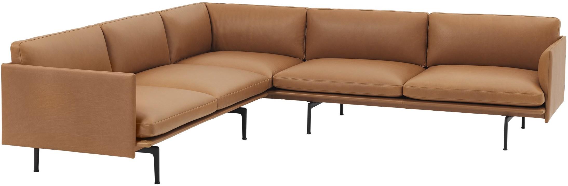 Muuto Outline Corner Sofa Design Anderssen Voll