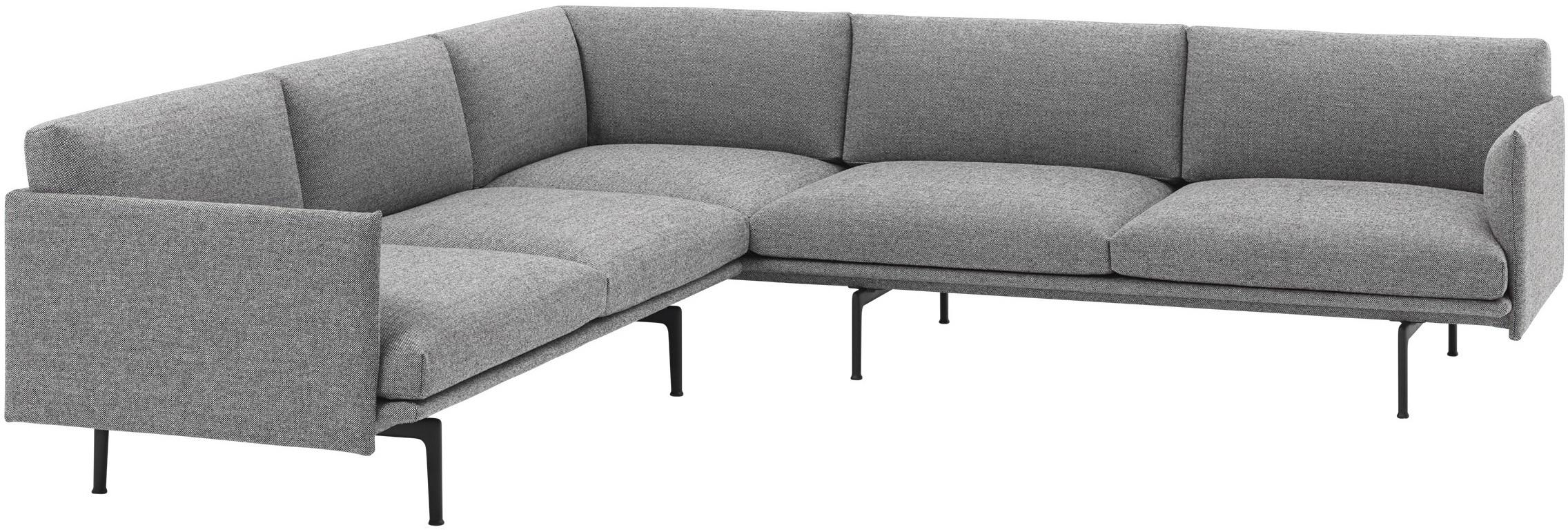 Muuto Outline Corner Sofa Design Anderssen Amp Voll