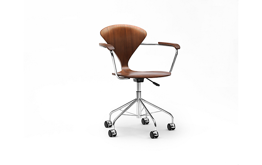 For The Home Or Office, The Swivel Base Task Chair Is Available With Or  Without Upholstered Seat Pads. With A Uniquely Designed Chrome Metal Base,  ...