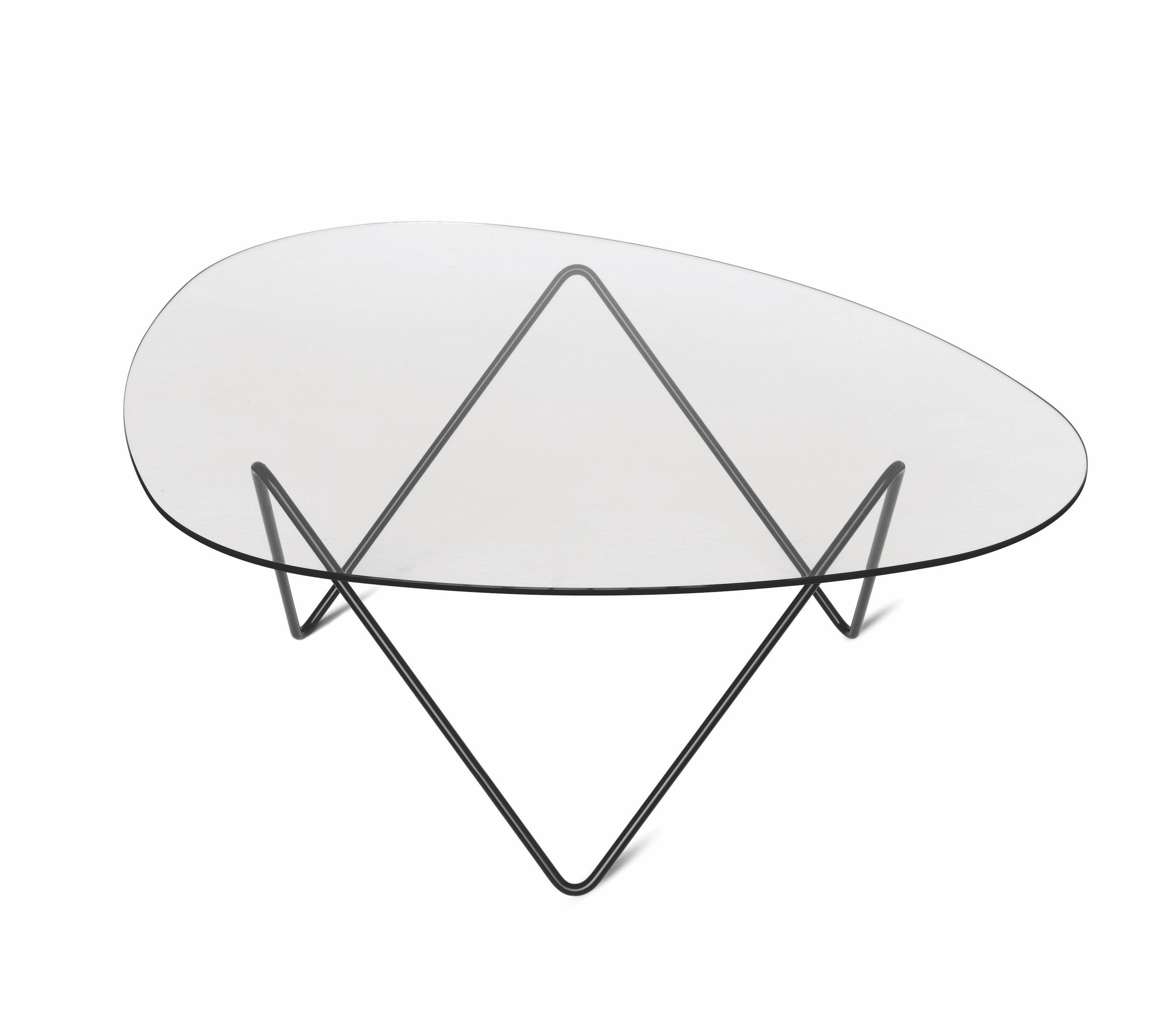 Gubi Pedrera Coffee Table Design Barba Corsini