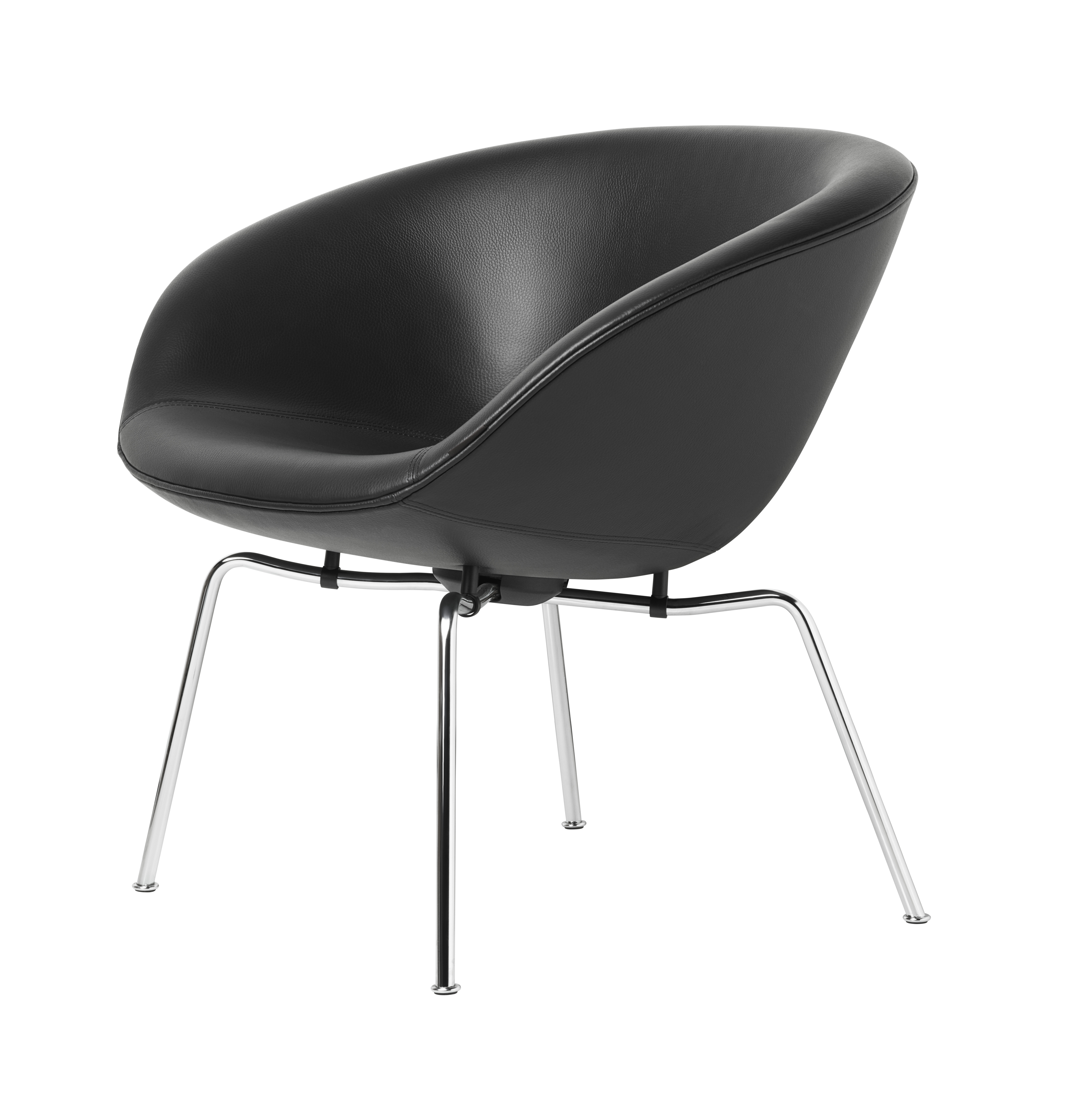 fritz hansen the pot chair design arne jacobsen