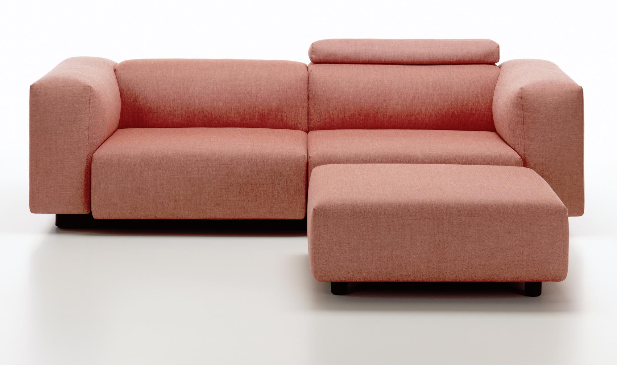 vitra  soft modular sofa  jasper morrison - compose your sofa