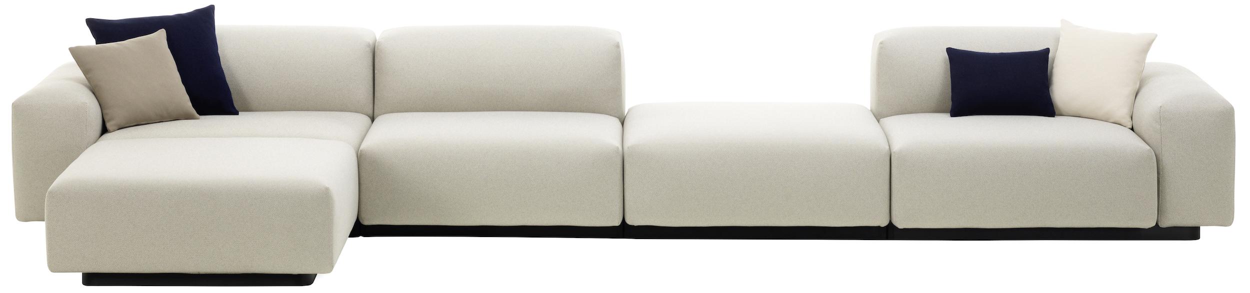 Astonishing Vitra Soft Modular Sofa Jasper Morrison Caraccident5 Cool Chair Designs And Ideas Caraccident5Info