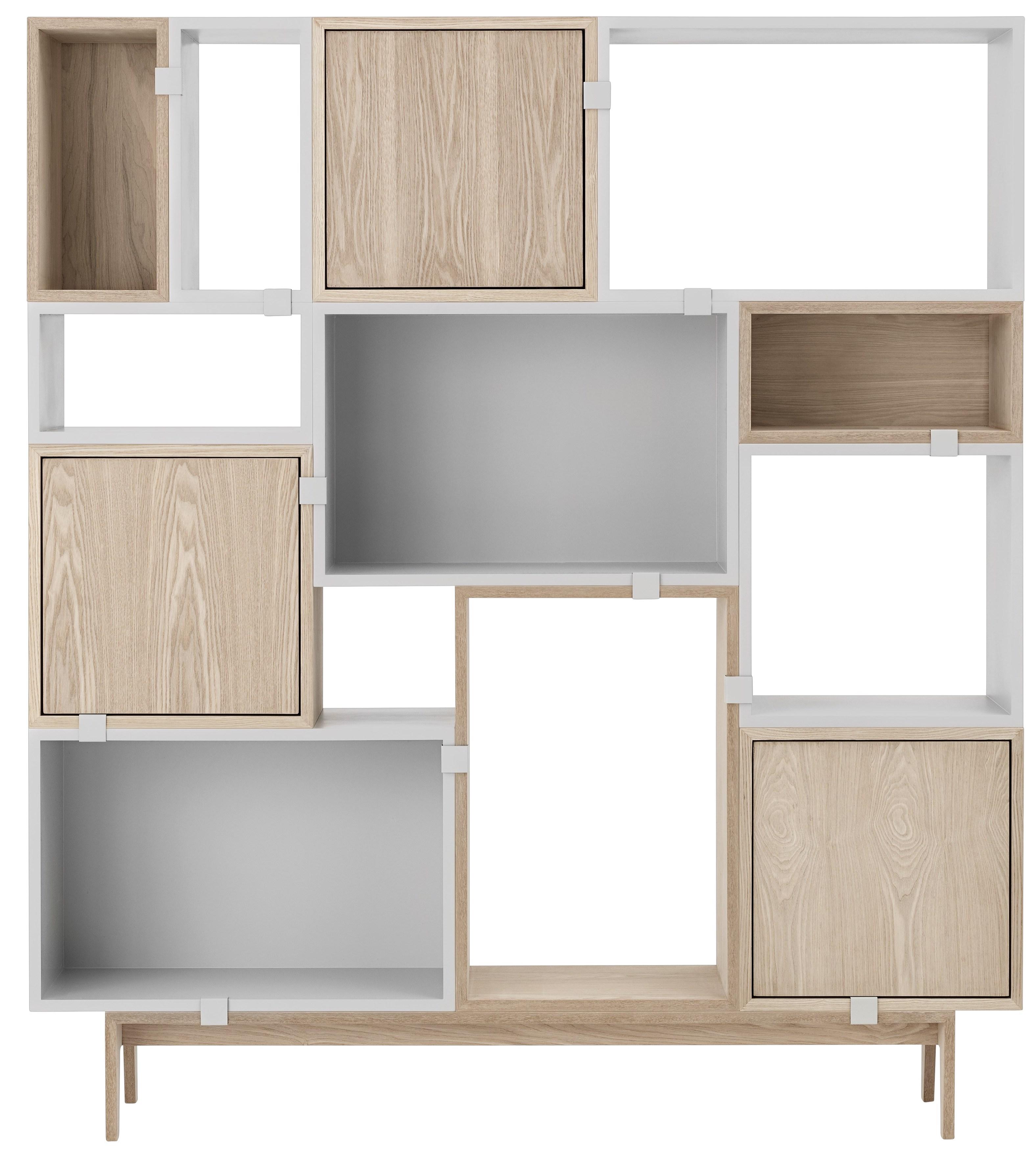 muuto stacked 2 0 syst me de rangement modulable julien de smedt. Black Bedroom Furniture Sets. Home Design Ideas