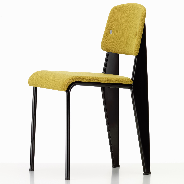vitra standard sr chair design jean prouv. Black Bedroom Furniture Sets. Home Design Ideas