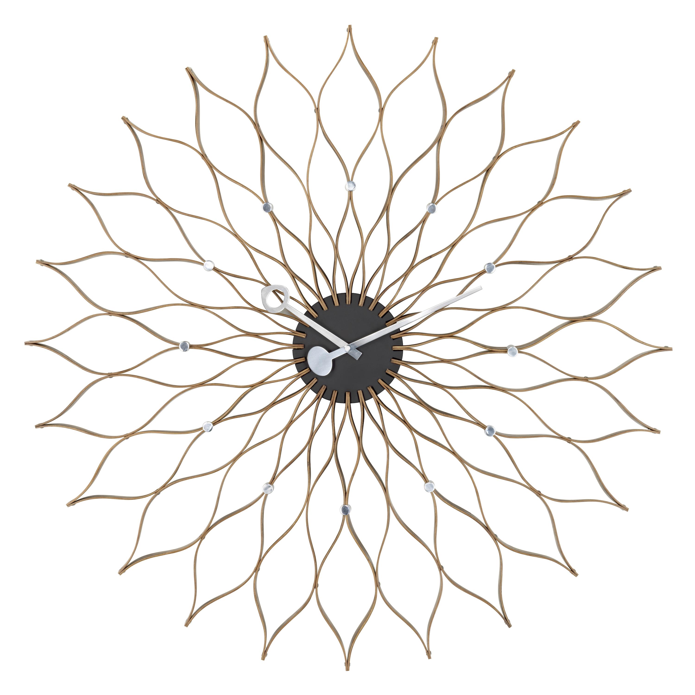 vitra - horloge sunflower de george nelson