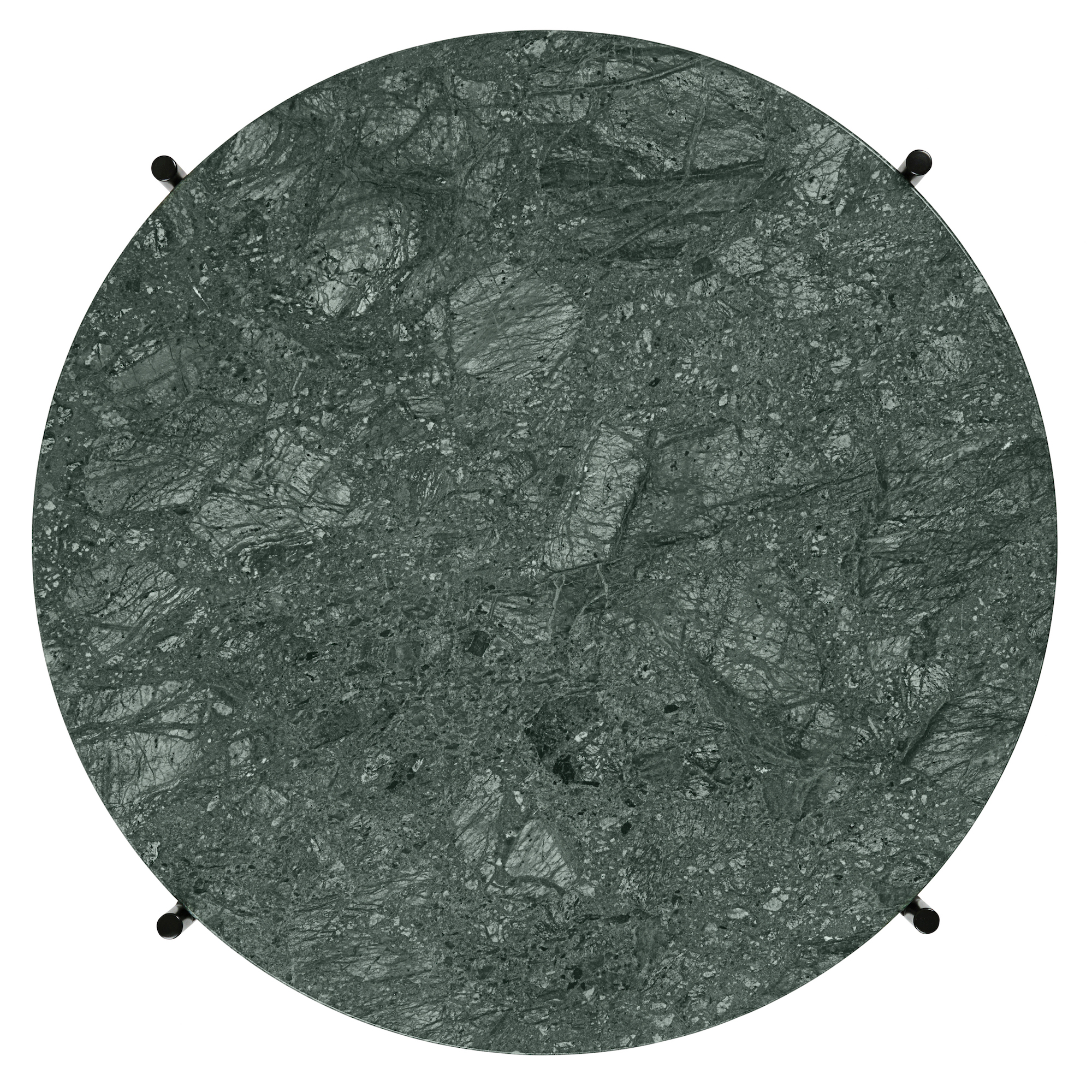 Marble table top - Black Marquina Marble