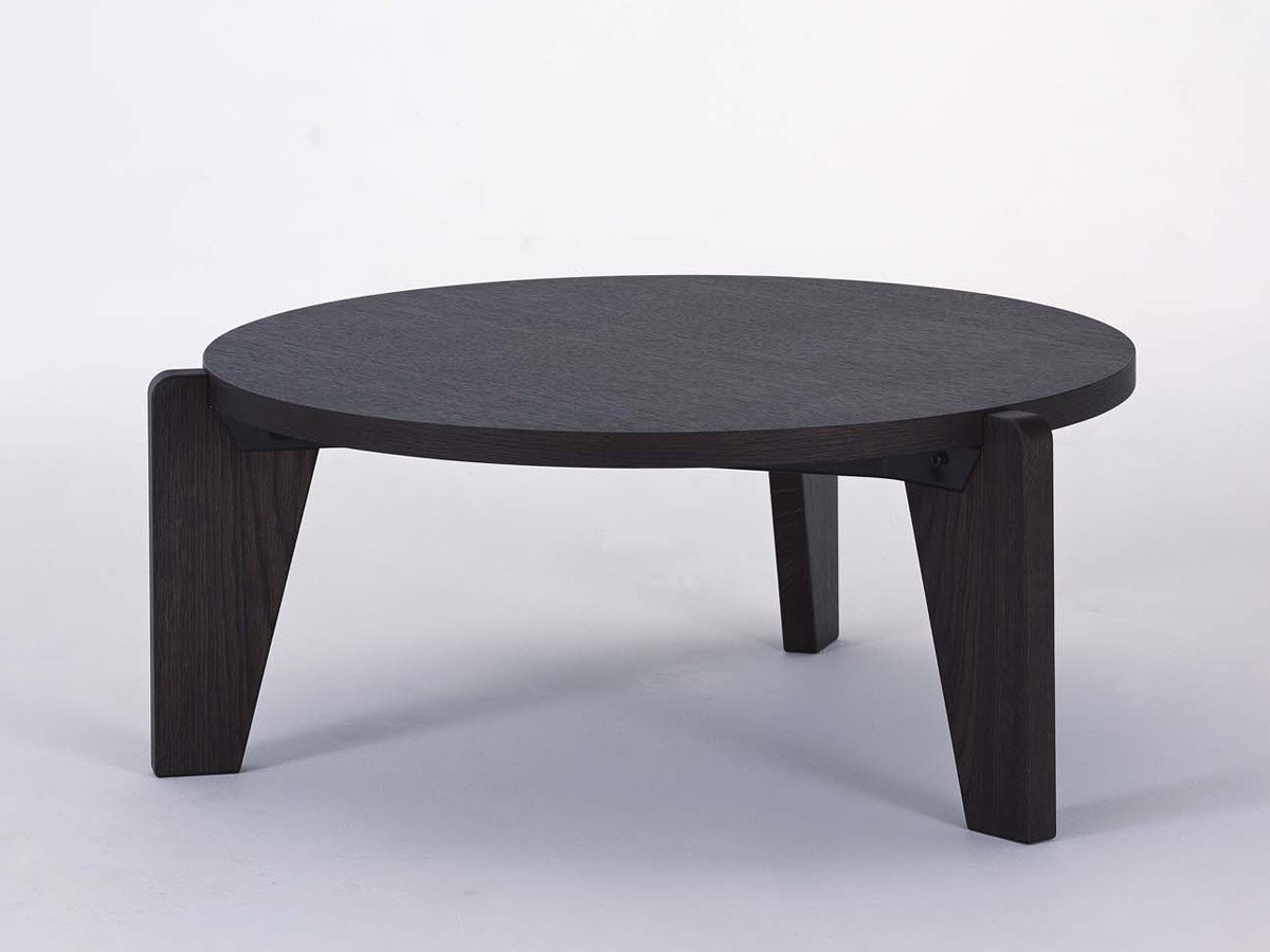 table basse gueridon bas de jean prouv vitra. Black Bedroom Furniture Sets. Home Design Ideas